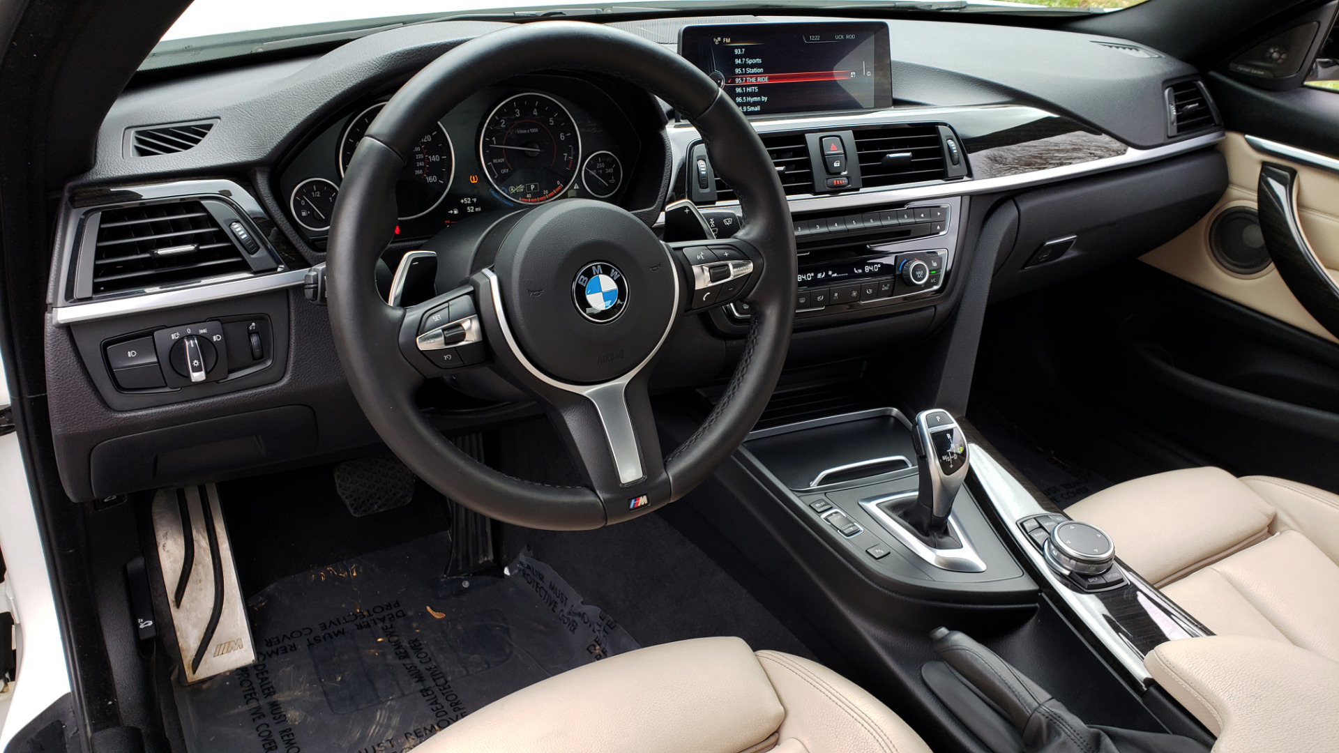 Used 2016 BMW 4 SERIES 435i xDrive AWD M-SPORT / NAV / SUNROOF / DRVR ASST / CLD WTHR for sale Sold at Formula Imports in Charlotte NC 28227 43