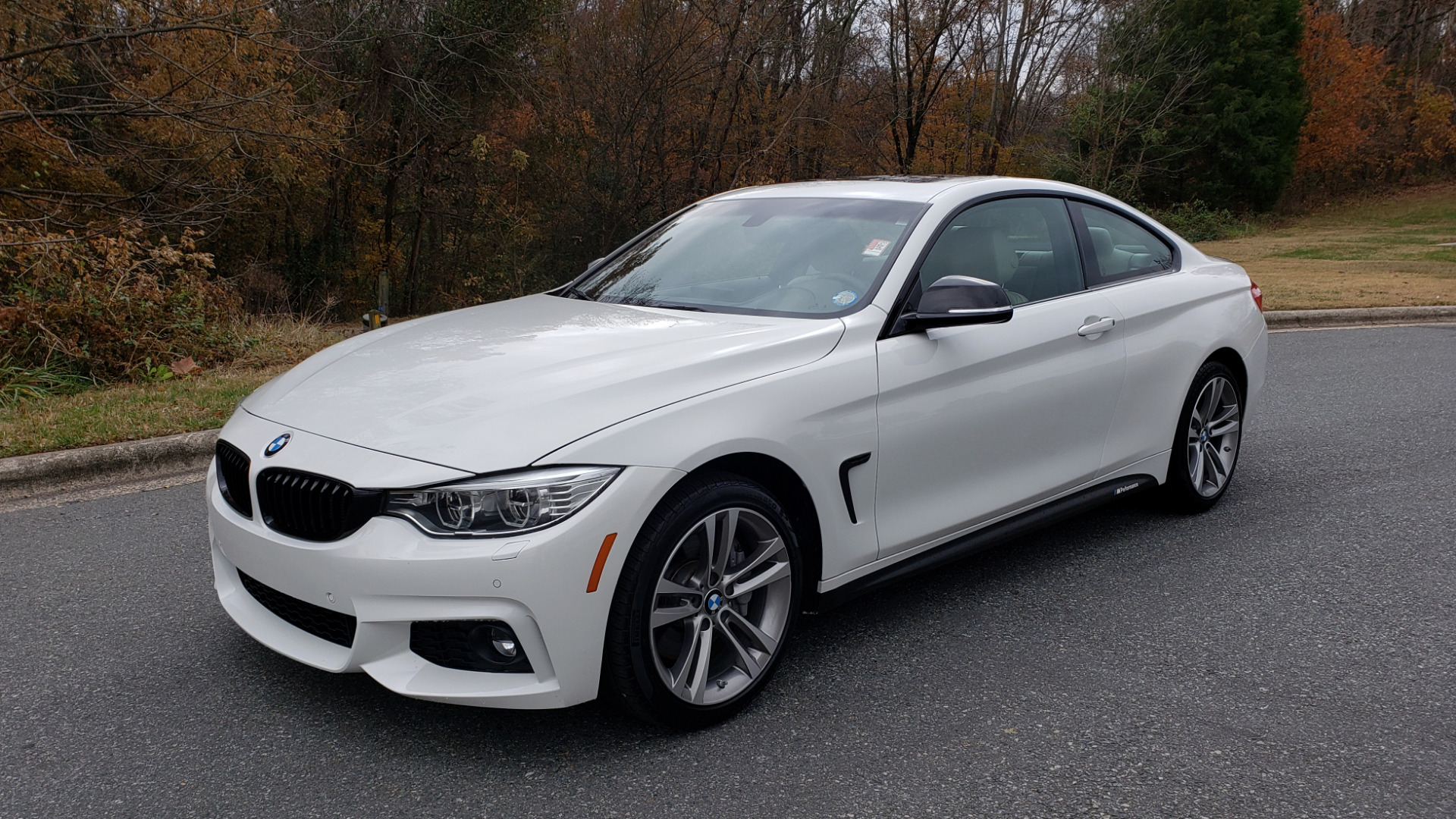 Used 2016 BMW 4 SERIES 435i xDrive AWD M-SPORT / NAV / SUNROOF / DRVR ASST / CLD WTHR for sale Sold at Formula Imports in Charlotte NC 28227 1