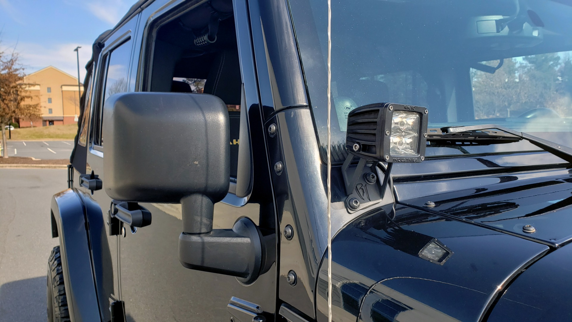 Used 2014 Jeep WRANGLER UNLIMITED SAHARA 4X4 / 3.6L V6 / 5-SPD AUTO / NAV / TOW PKG / SOFT-TOP for sale $24,795 at Formula Imports in Charlotte NC 28227 28