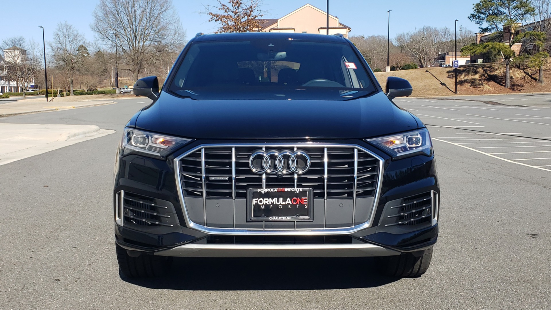 Used 2020 Audi Q7 PREMIUM PLUS / NAV / SUNROOF / 3-ROW / REARVIEW for sale Sold at Formula Imports in Charlotte NC 28227 25