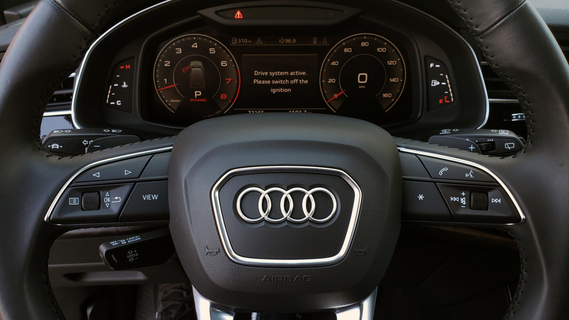 Used 2020 Audi Q7 PREMIUM PLUS / NAV / SUNROOF / 3-ROW / REARVIEW for sale $50,695 at Formula Imports in Charlotte NC 28227 42