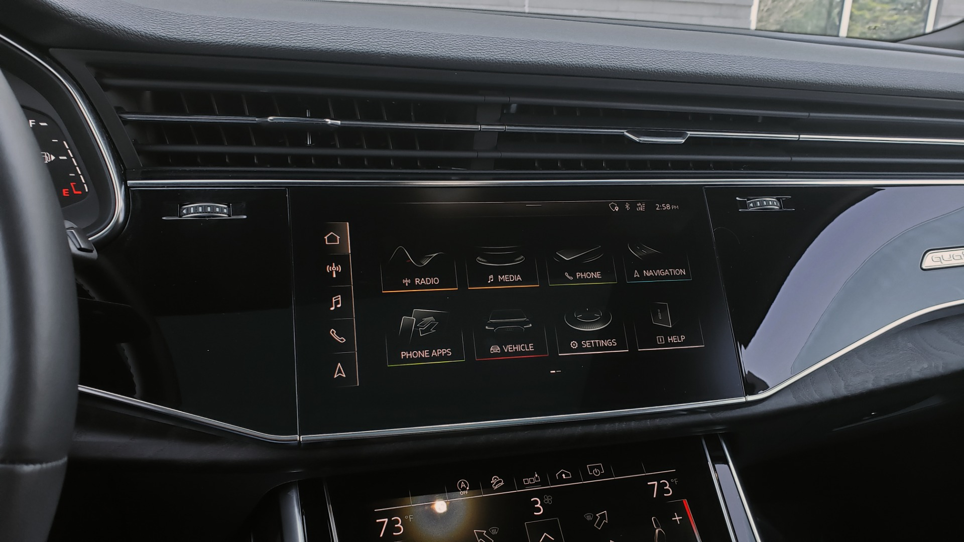 Used 2020 Audi Q7 PREMIUM PLUS / NAV / SUNROOF / 3-ROW / REARVIEW for sale Sold at Formula Imports in Charlotte NC 28227 46