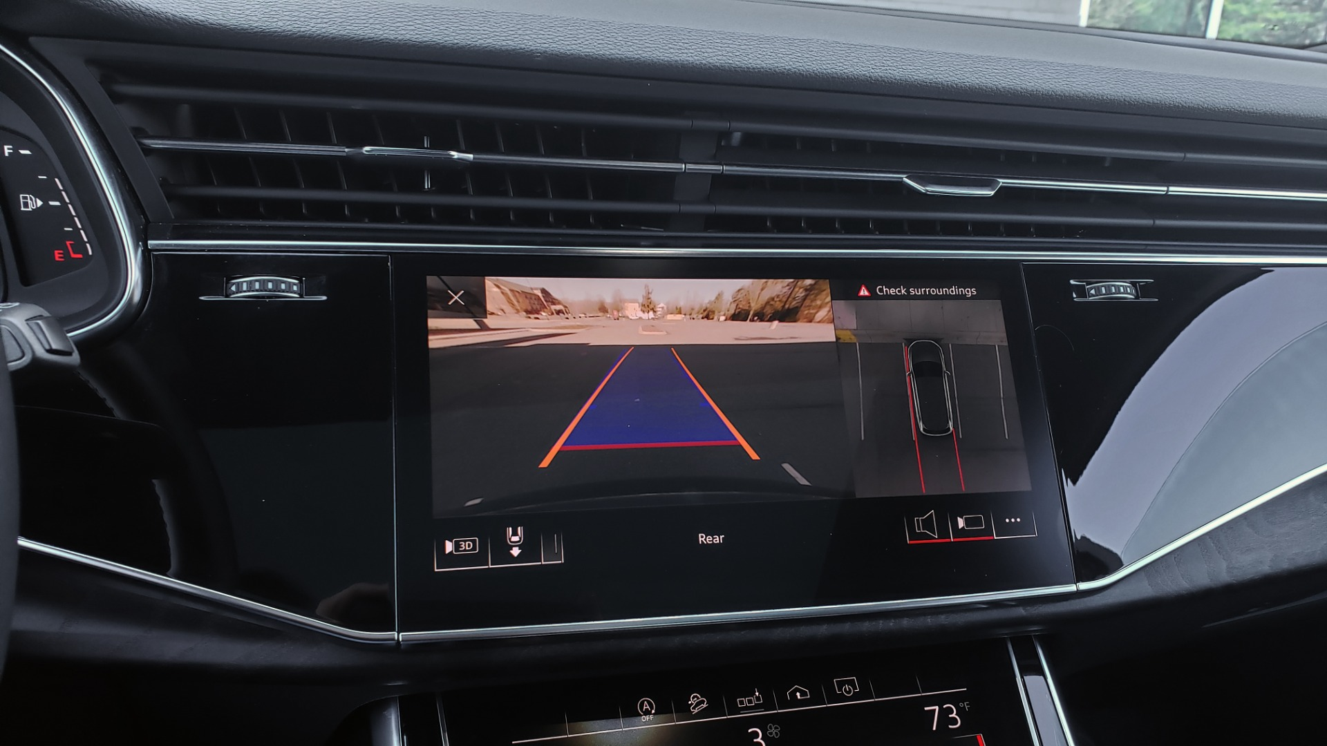 Used 2020 Audi Q7 PREMIUM PLUS / NAV / SUNROOF / 3-ROW / REARVIEW for sale Sold at Formula Imports in Charlotte NC 28227 47