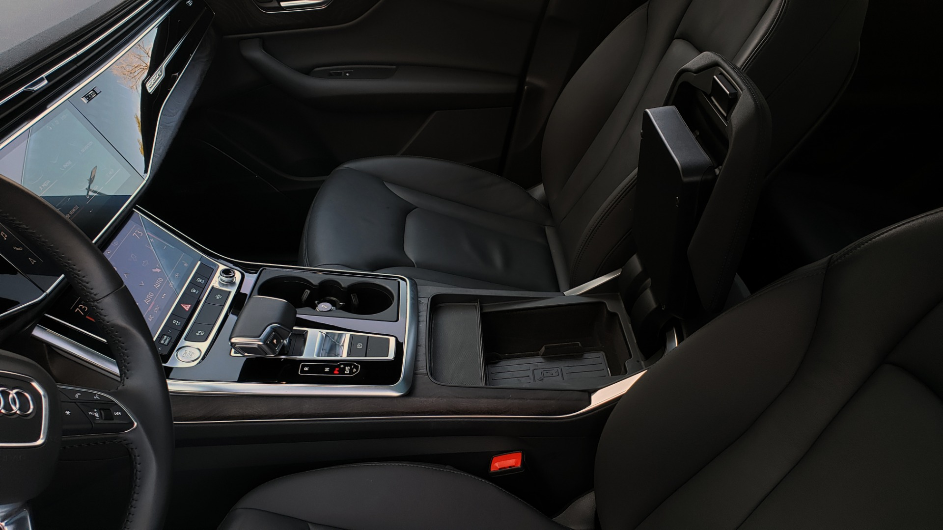 Used 2020 Audi Q7 PREMIUM PLUS / NAV / SUNROOF / 3-ROW / REARVIEW for sale Sold at Formula Imports in Charlotte NC 28227 59