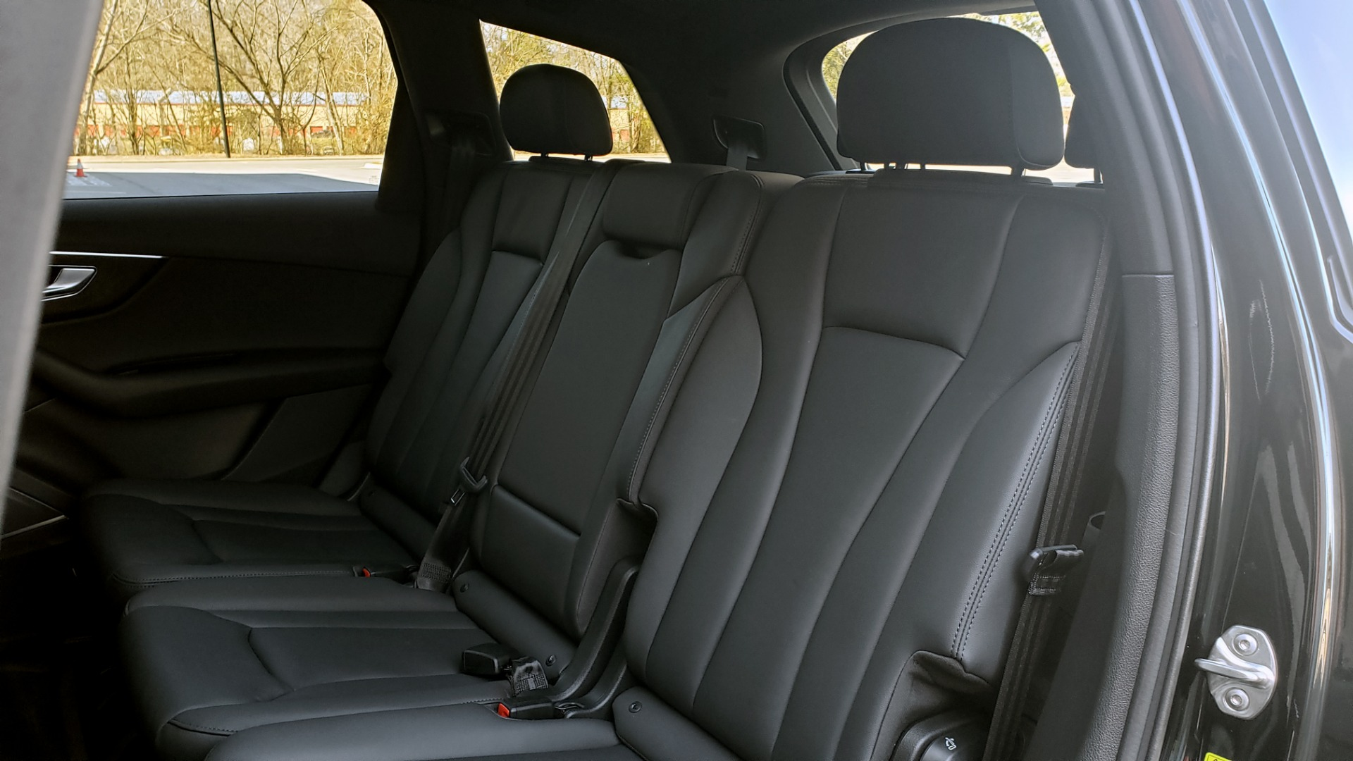 Used 2020 Audi Q7 PREMIUM PLUS / NAV / SUNROOF / 3-ROW / REARVIEW for sale $50,695 at Formula Imports in Charlotte NC 28227 66