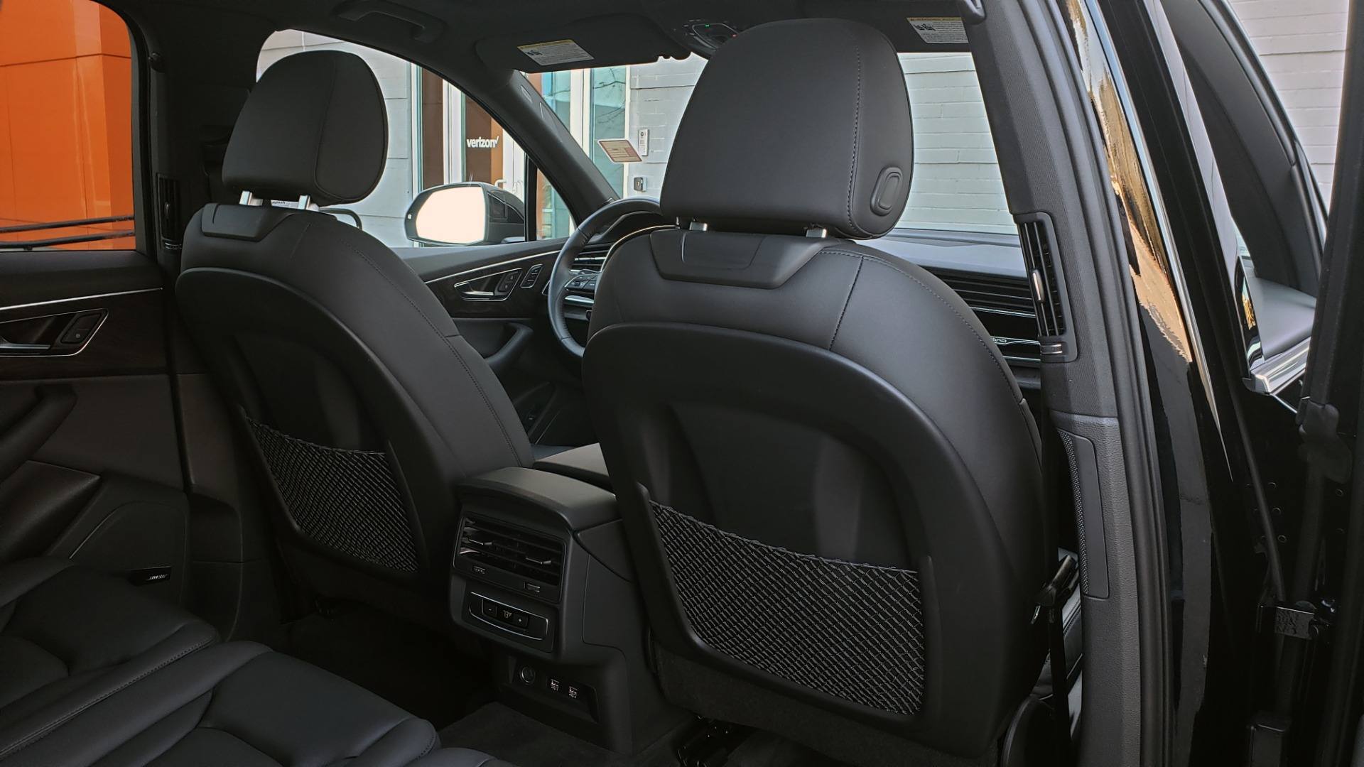 Used 2020 Audi Q7 PREMIUM PLUS / NAV / SUNROOF / 3-ROW / REARVIEW for sale Sold at Formula Imports in Charlotte NC 28227 82