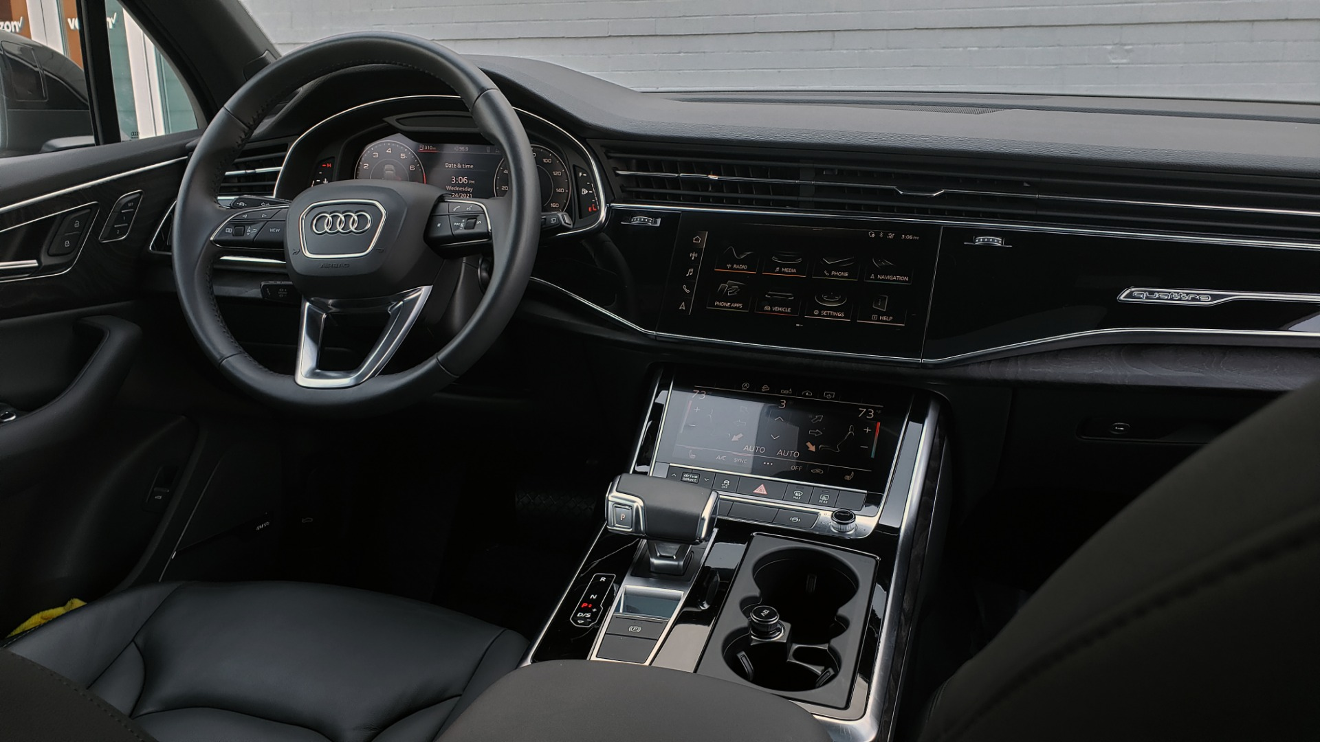 Used 2020 Audi Q7 PREMIUM PLUS / NAV / SUNROOF / 3-ROW / REARVIEW for sale $50,695 at Formula Imports in Charlotte NC 28227 85