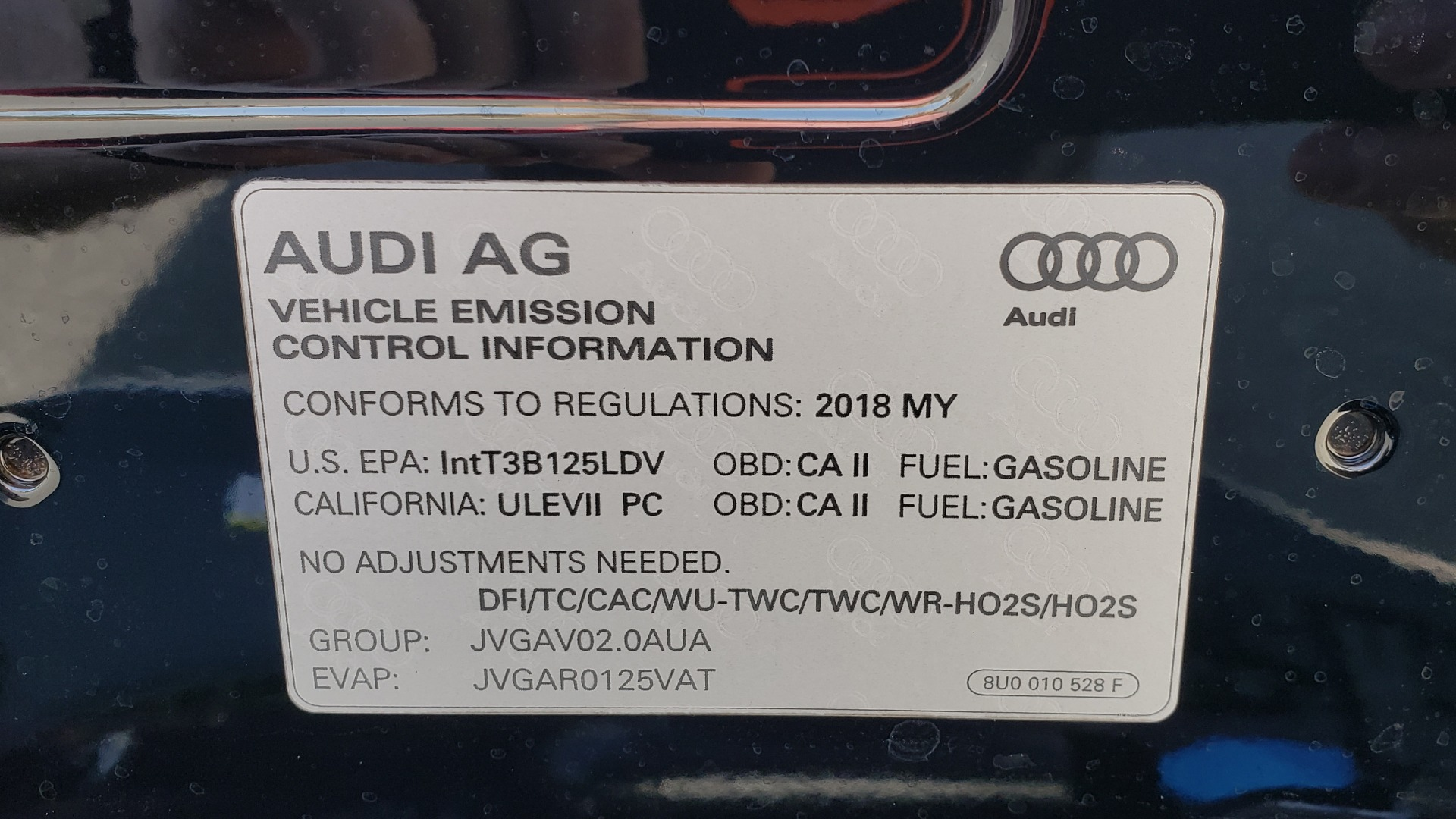 Used 2018 Audi Q3 SPORT PREMIUM PLUS / TECHNOLOGY / SUNROOF / BOSE / REARVIEW for sale Sold at Formula Imports in Charlotte NC 28227 15