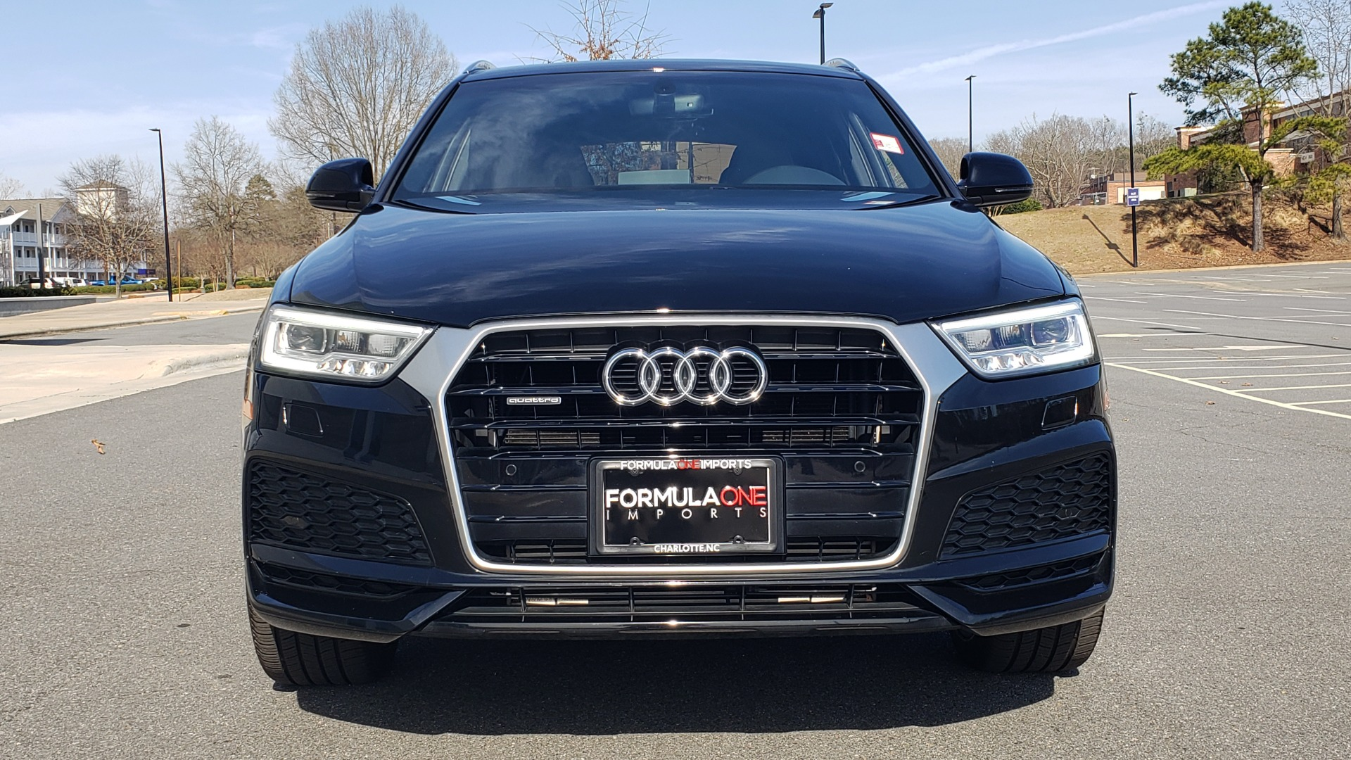 Used 2018 Audi Q3 SPORT PREMIUM PLUS / TECHNOLOGY / SUNROOF / BOSE / REARVIEW for sale Sold at Formula Imports in Charlotte NC 28227 22