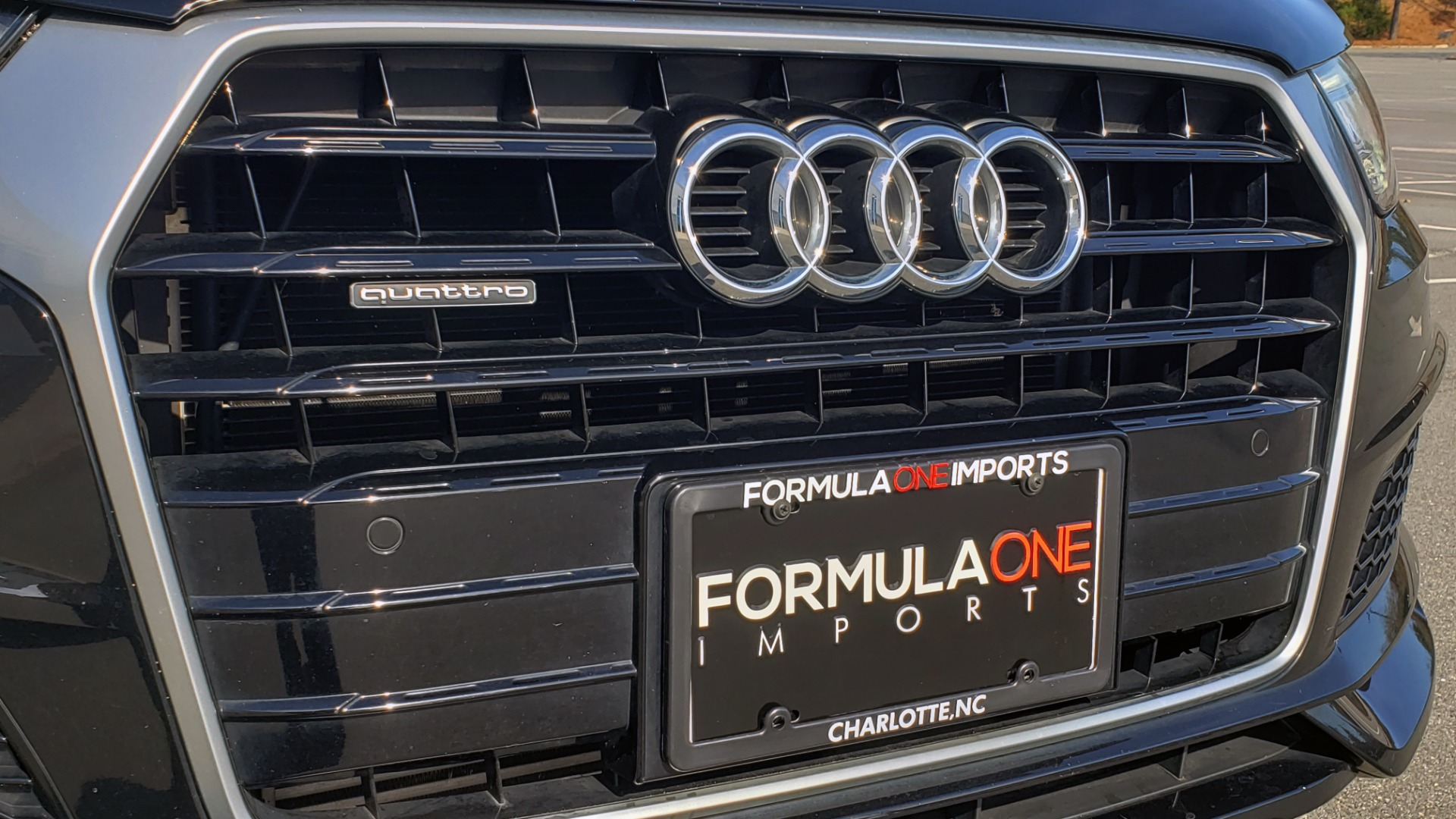 Used 2018 Audi Q3 SPORT PREMIUM PLUS / TECHNOLOGY / SUNROOF / BOSE / REARVIEW for sale Sold at Formula Imports in Charlotte NC 28227 23