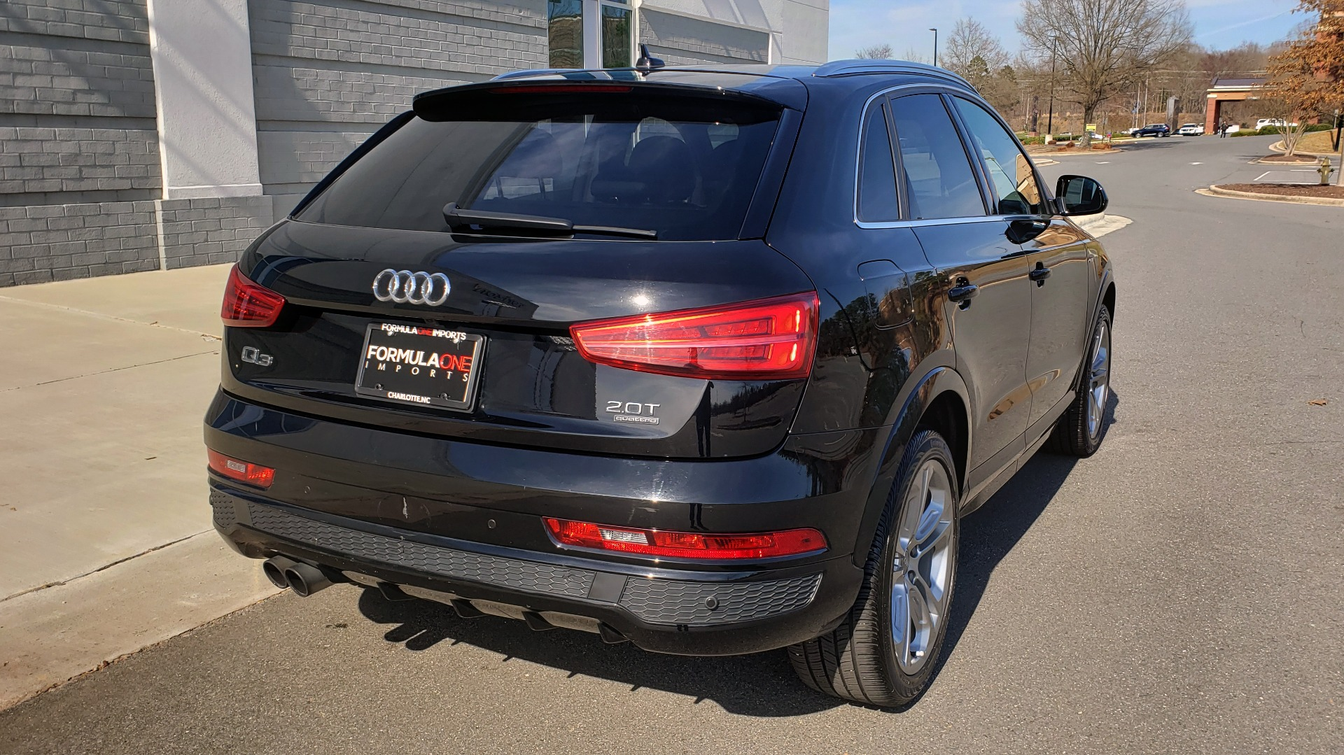 Used 2018 Audi Q3 SPORT PREMIUM PLUS / TECHNOLOGY / SUNROOF / BOSE / REARVIEW for sale Sold at Formula Imports in Charlotte NC 28227 5
