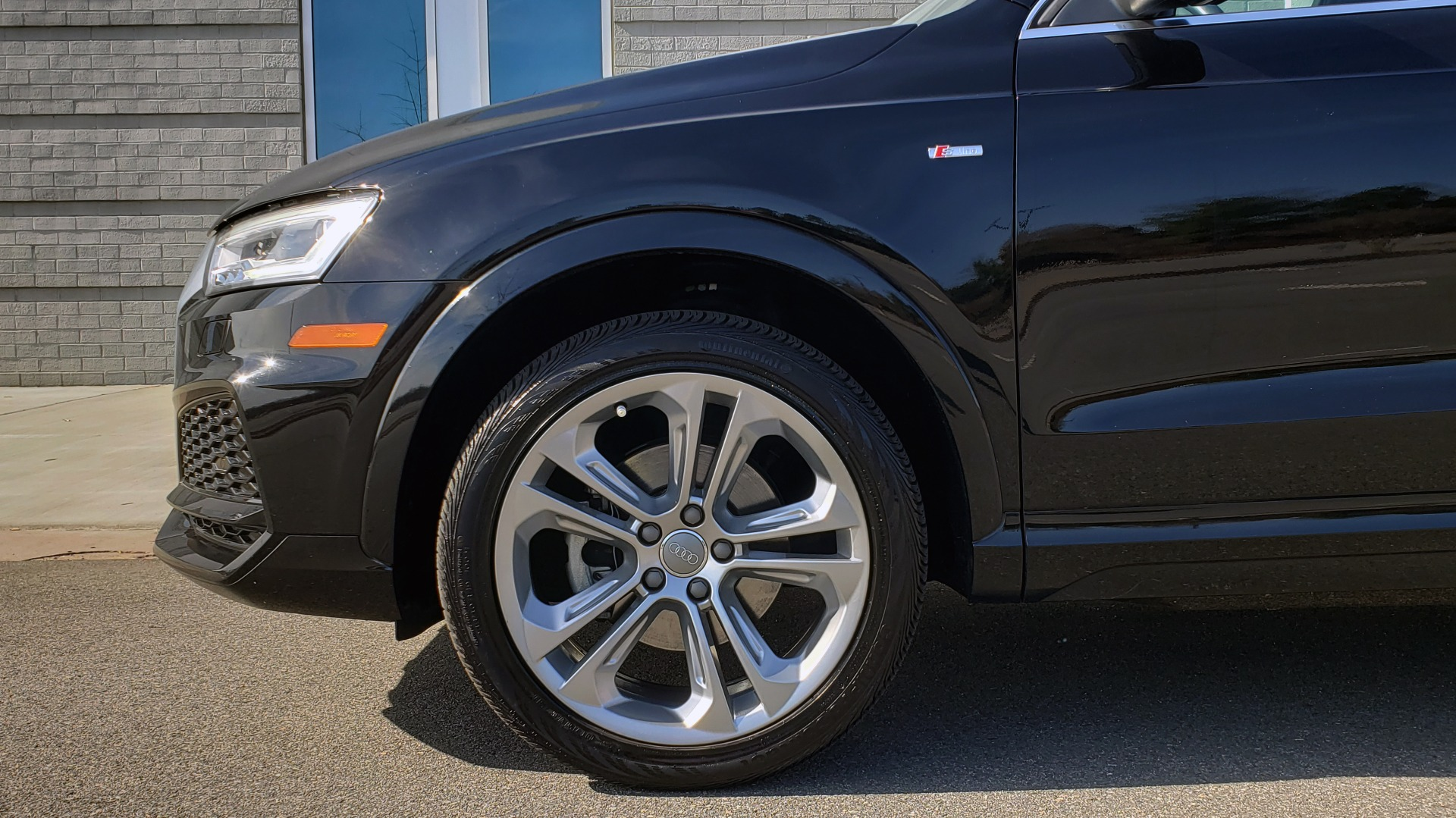 Used 2018 Audi Q3 SPORT PREMIUM PLUS / TECHNOLOGY / SUNROOF / BOSE / REARVIEW for sale Sold at Formula Imports in Charlotte NC 28227 77