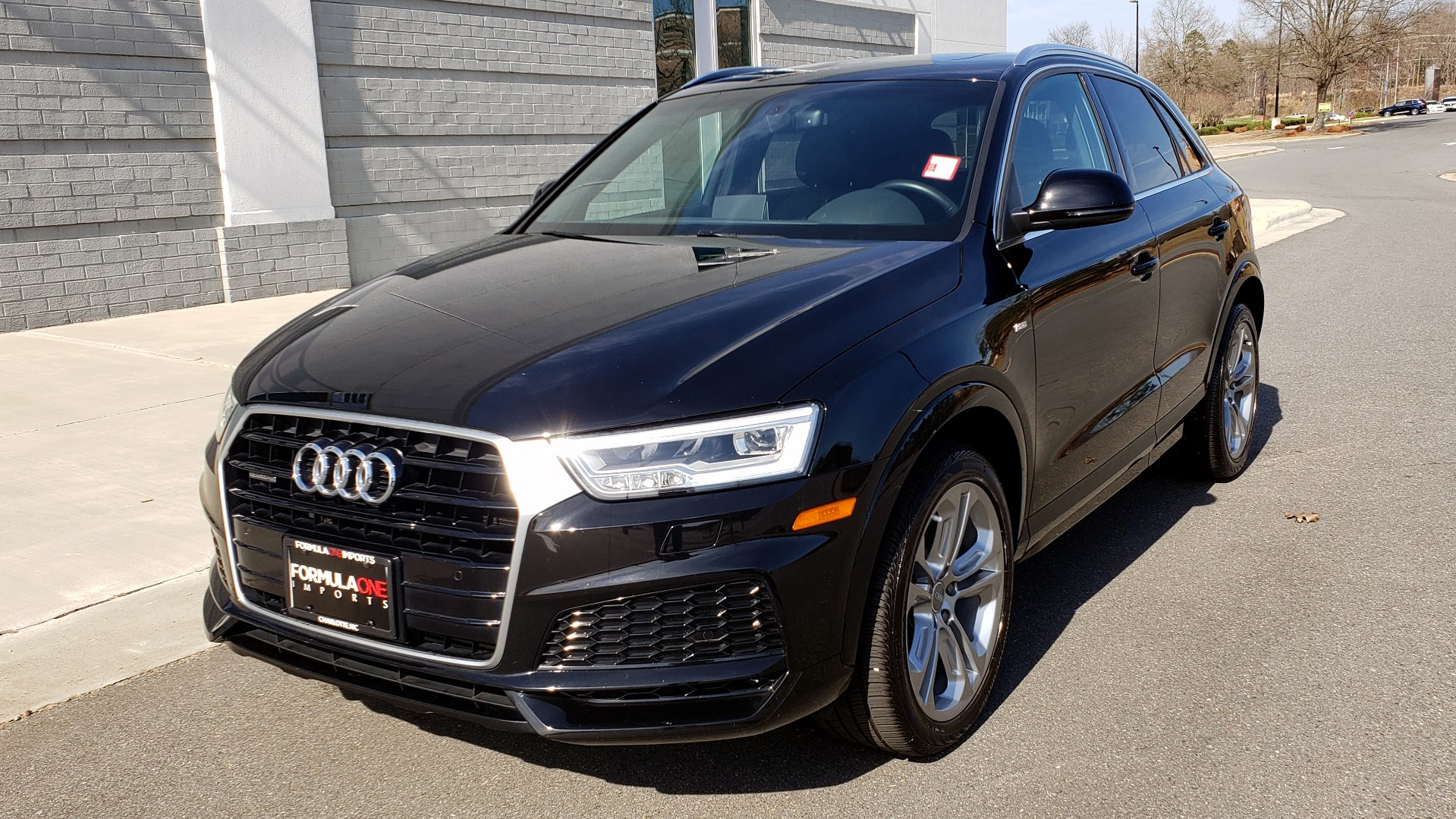 Used 2018 Audi Q3 SPORT PREMIUM PLUS / TECHNOLOGY / SUNROOF / BOSE / REARVIEW for sale Sold at Formula Imports in Charlotte NC 28227 1