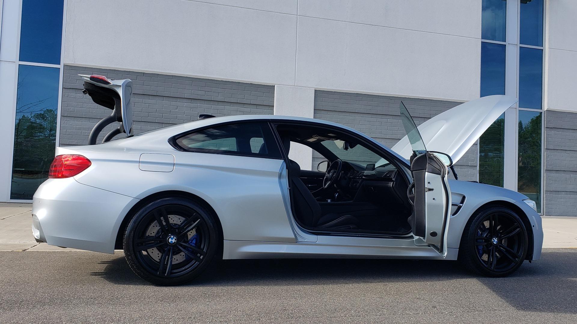 Used 2015 BMW M4 COUPE / EXEC PKG / DRVR ASST PLUS / LIGHTING / M-SUSPENSION for sale Sold at Formula Imports in Charlotte NC 28227 12