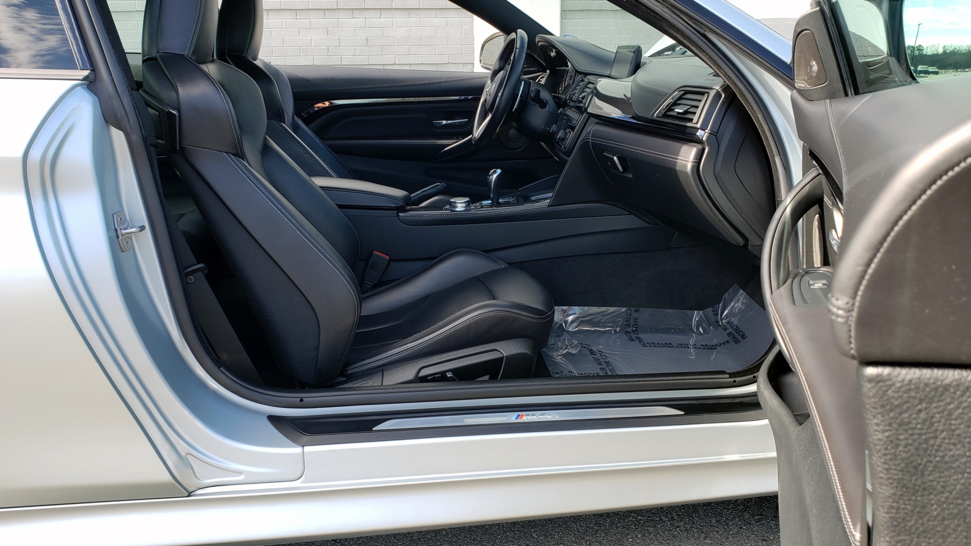 Used 2015 BMW M4 COUPE / EXEC PKG / DRVR ASST PLUS / LIGHTING / M-SUSPENSION for sale Sold at Formula Imports in Charlotte NC 28227 13