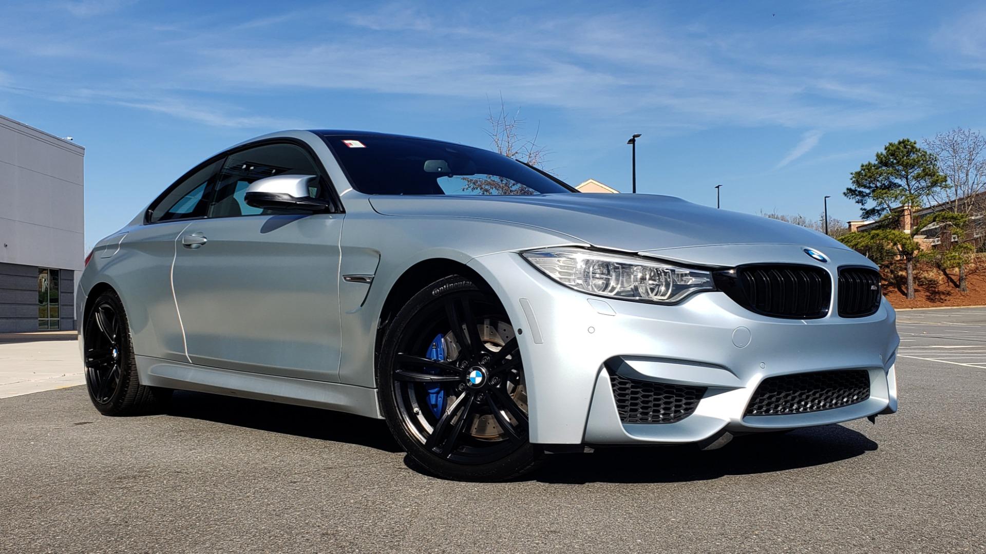 Used 2015 BMW M4 COUPE / EXEC PKG / DRVR ASST PLUS / LIGHTING / M-SUSPENSION for sale Sold at Formula Imports in Charlotte NC 28227 24