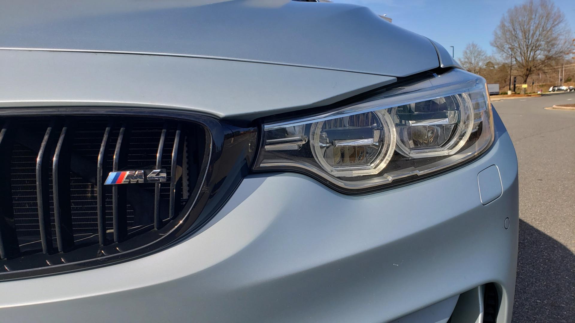 Used 2015 BMW M4 COUPE / EXEC PKG / DRVR ASST PLUS / LIGHTING / M-SUSPENSION for sale Sold at Formula Imports in Charlotte NC 28227 28
