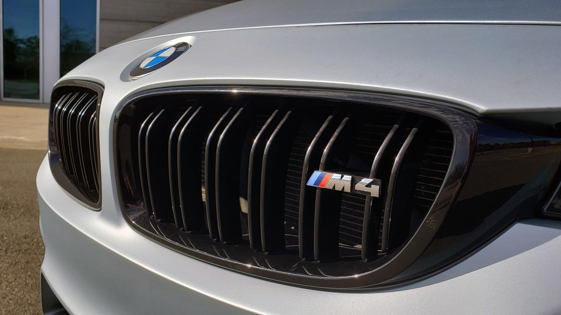 Used 2015 BMW M4 COUPE / EXEC PKG / DRVR ASST PLUS / LIGHTING / M-SUSPENSION for sale Sold at Formula Imports in Charlotte NC 28227 29