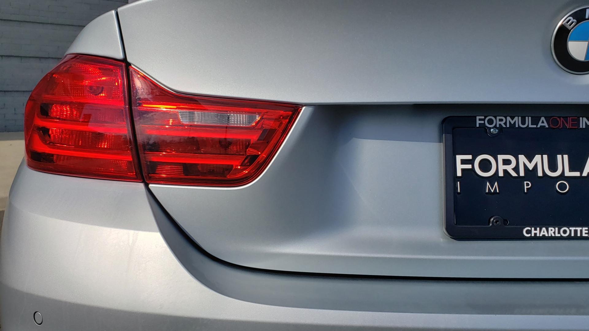 Used 2015 BMW M4 COUPE / EXEC PKG / DRVR ASST PLUS / LIGHTING / M-SUSPENSION for sale Sold at Formula Imports in Charlotte NC 28227 34