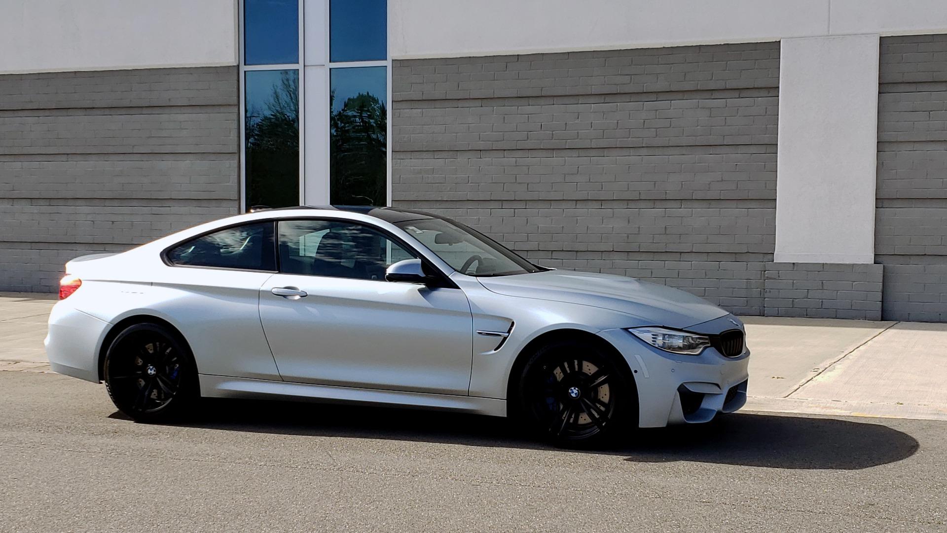 Used 2015 BMW M4 COUPE / EXEC PKG / DRVR ASST PLUS / LIGHTING / M-SUSPENSION for sale Sold at Formula Imports in Charlotte NC 28227 6