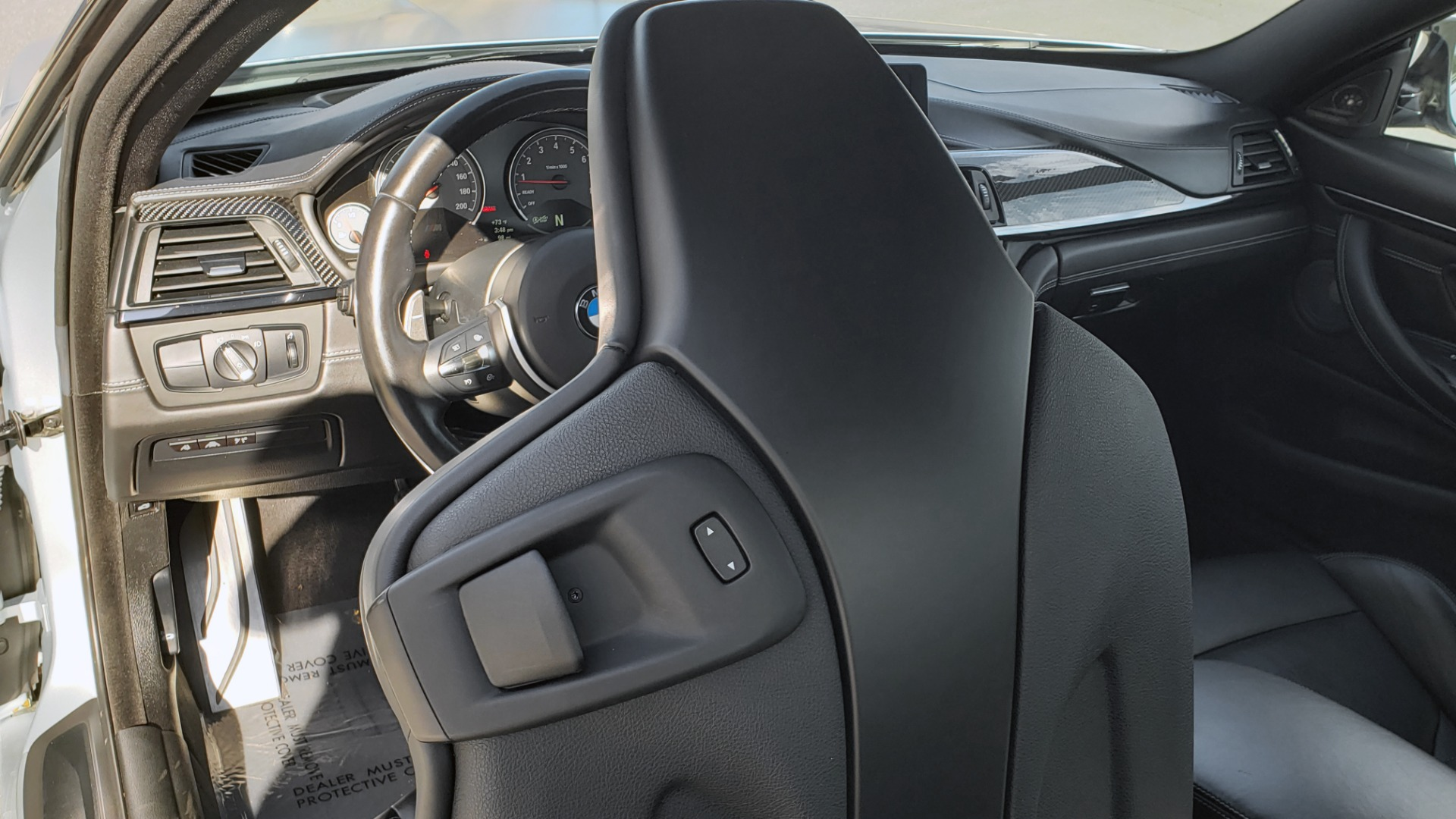 Used 2015 BMW M4 COUPE / EXEC PKG / DRVR ASST PLUS / LIGHTING / M-SUSPENSION for sale Sold at Formula Imports in Charlotte NC 28227 67