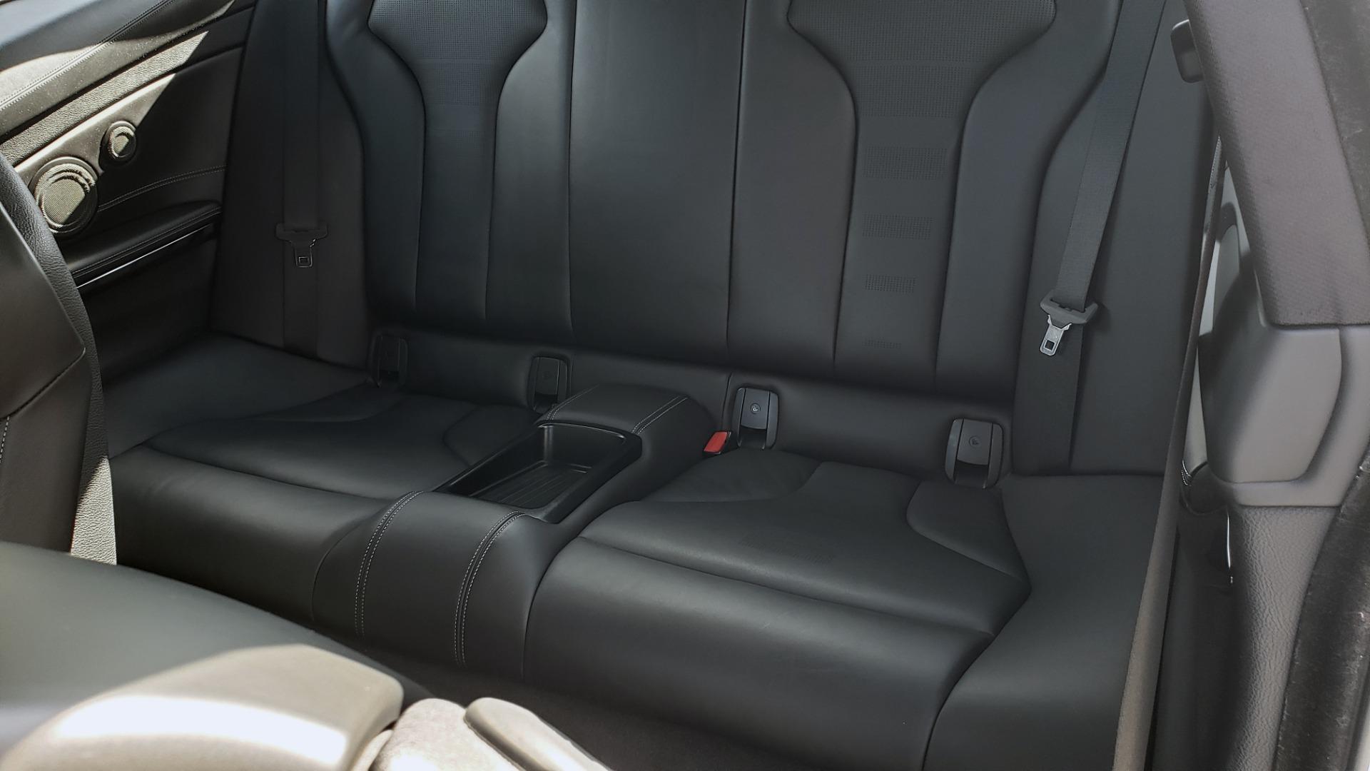 Used 2015 BMW M4 COUPE / EXEC PKG / DRVR ASST PLUS / LIGHTING / M-SUSPENSION for sale Sold at Formula Imports in Charlotte NC 28227 69