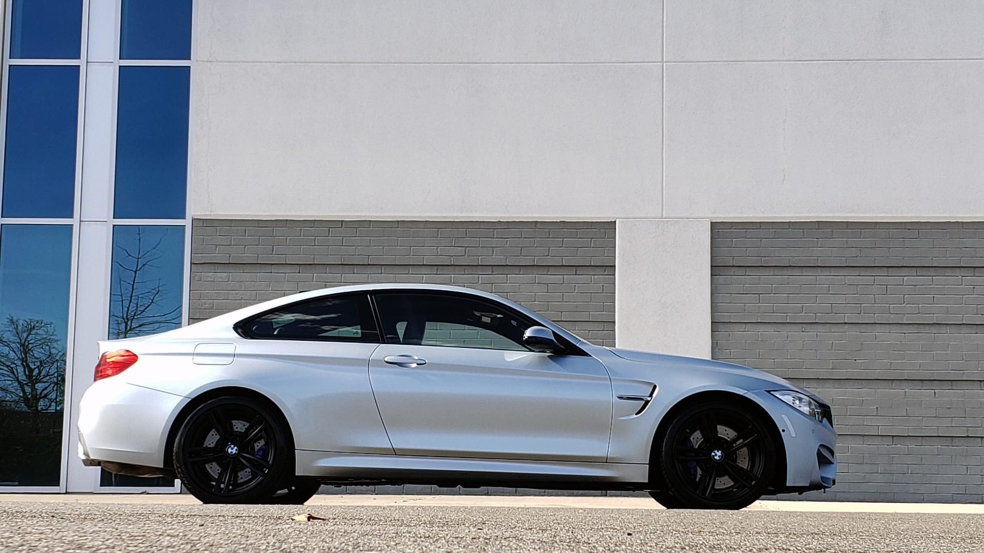 Used 2015 BMW M4 COUPE / EXEC PKG / DRVR ASST PLUS / LIGHTING / M-SUSPENSION for sale Sold at Formula Imports in Charlotte NC 28227 7