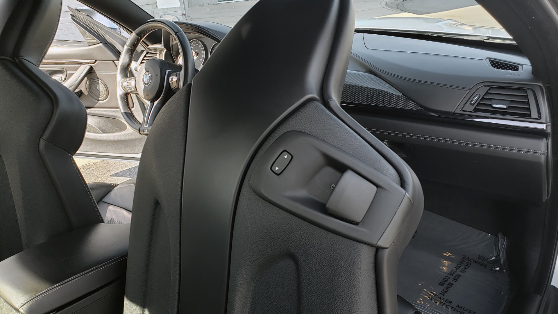 Used 2015 BMW M4 COUPE / EXEC PKG / DRVR ASST PLUS / LIGHTING / M-SUSPENSION for sale Sold at Formula Imports in Charlotte NC 28227 70