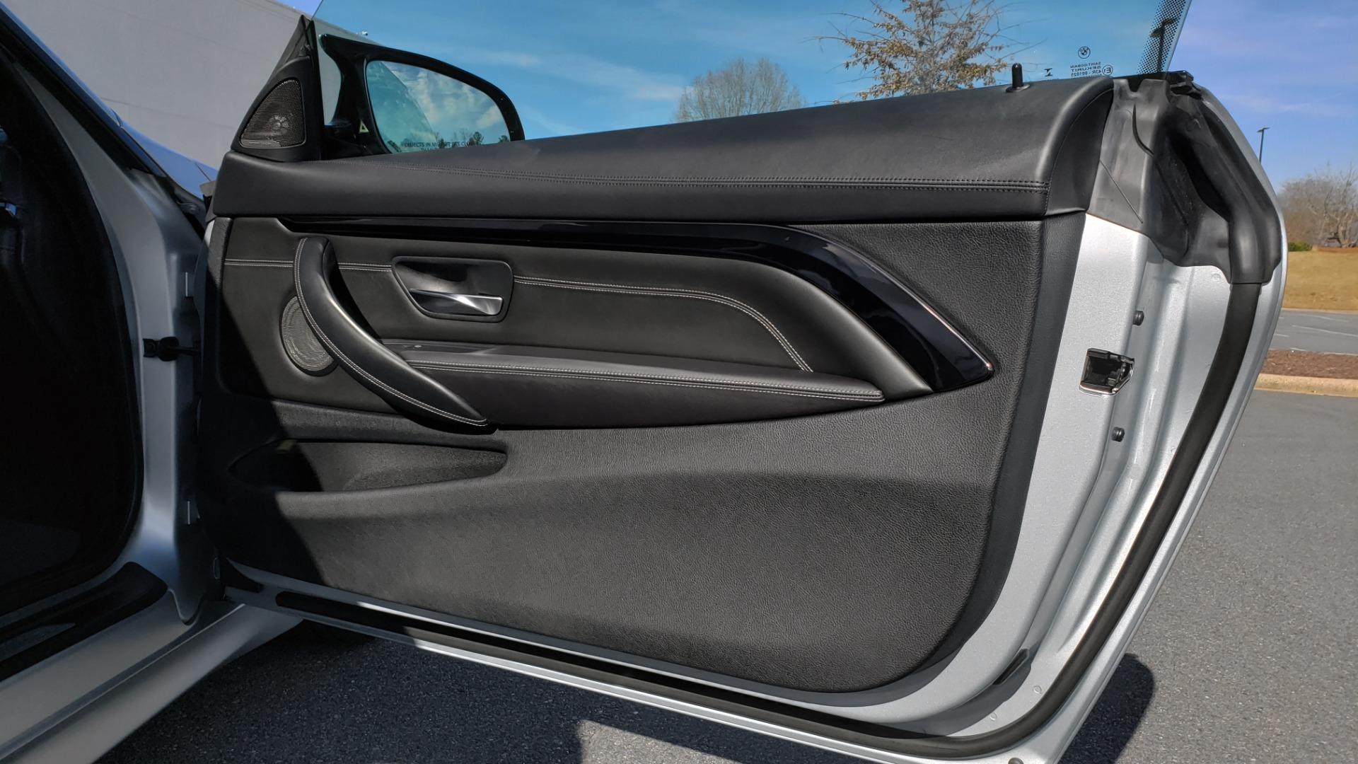 Used 2015 BMW M4 COUPE / EXEC PKG / DRVR ASST PLUS / LIGHTING / M-SUSPENSION for sale Sold at Formula Imports in Charlotte NC 28227 73