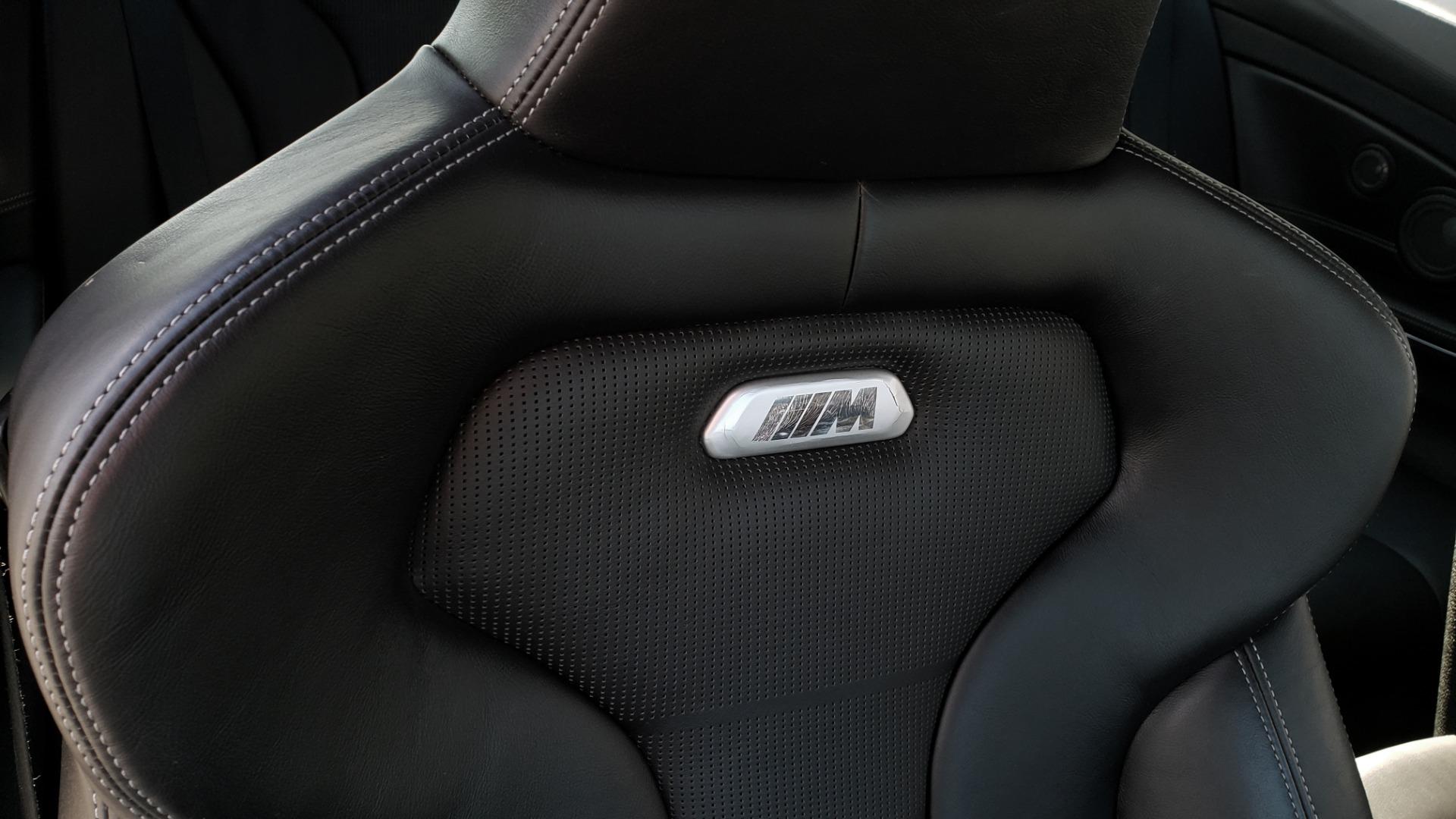 Used 2015 BMW M4 COUPE / EXEC PKG / DRVR ASST PLUS / LIGHTING / M-SUSPENSION for sale Sold at Formula Imports in Charlotte NC 28227 77