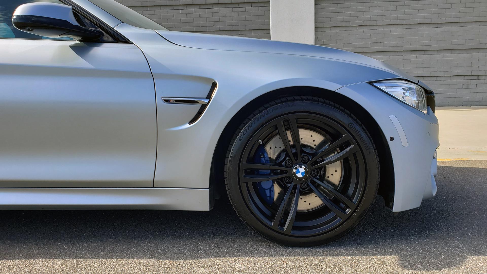 Used 2015 BMW M4 COUPE / EXEC PKG / DRVR ASST PLUS / LIGHTING / M-SUSPENSION for sale Sold at Formula Imports in Charlotte NC 28227 83