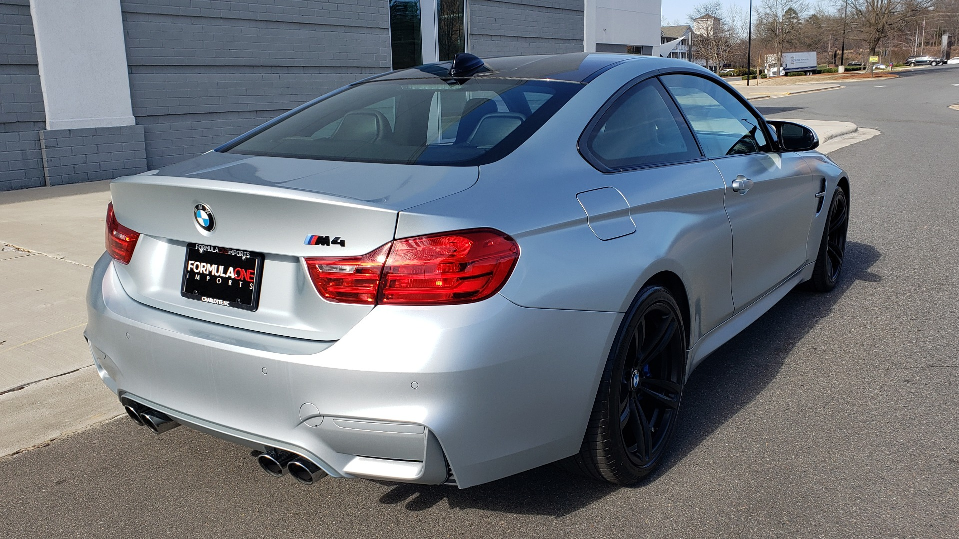 Used 2015 BMW M4 COUPE / EXEC PKG / DRVR ASST PLUS / LIGHTING / M-SUSPENSION for sale Sold at Formula Imports in Charlotte NC 28227 9
