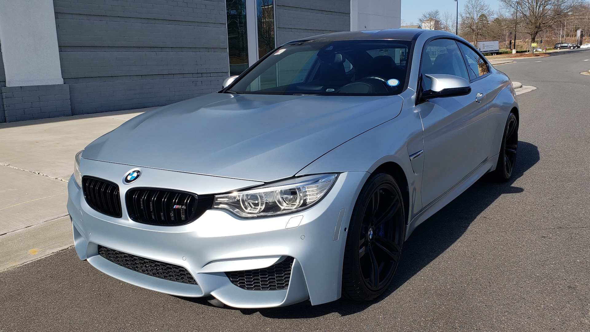 Used 2015 BMW M4 COUPE / EXEC PKG / DRVR ASST PLUS / LIGHTING / M-SUSPENSION for sale Sold at Formula Imports in Charlotte NC 28227 1