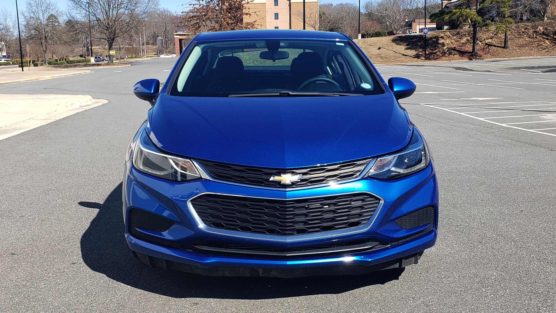 Used 2017 Chevrolet CRUZE LT 1.4L 1SD / 6-SPD AUTO / HTS STS / REMOTE START / REARVIEW for sale $11,495 at Formula Imports in Charlotte NC 28227 20