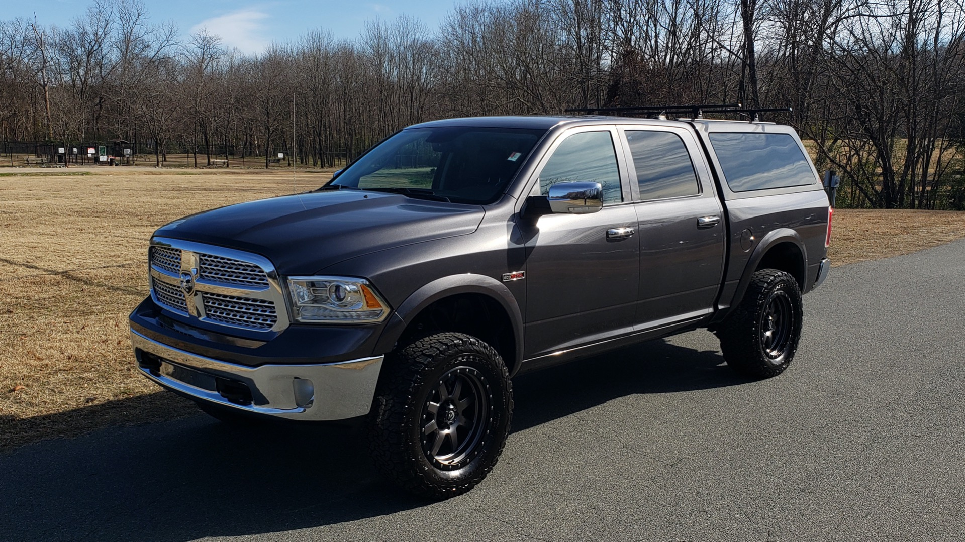 Used 2016 Ram 1500 LARAMIE CC 4X4 / DIESEL/LIFT/CUSTOM for sale Sold at Formula Imports in Charlotte NC 28227 2