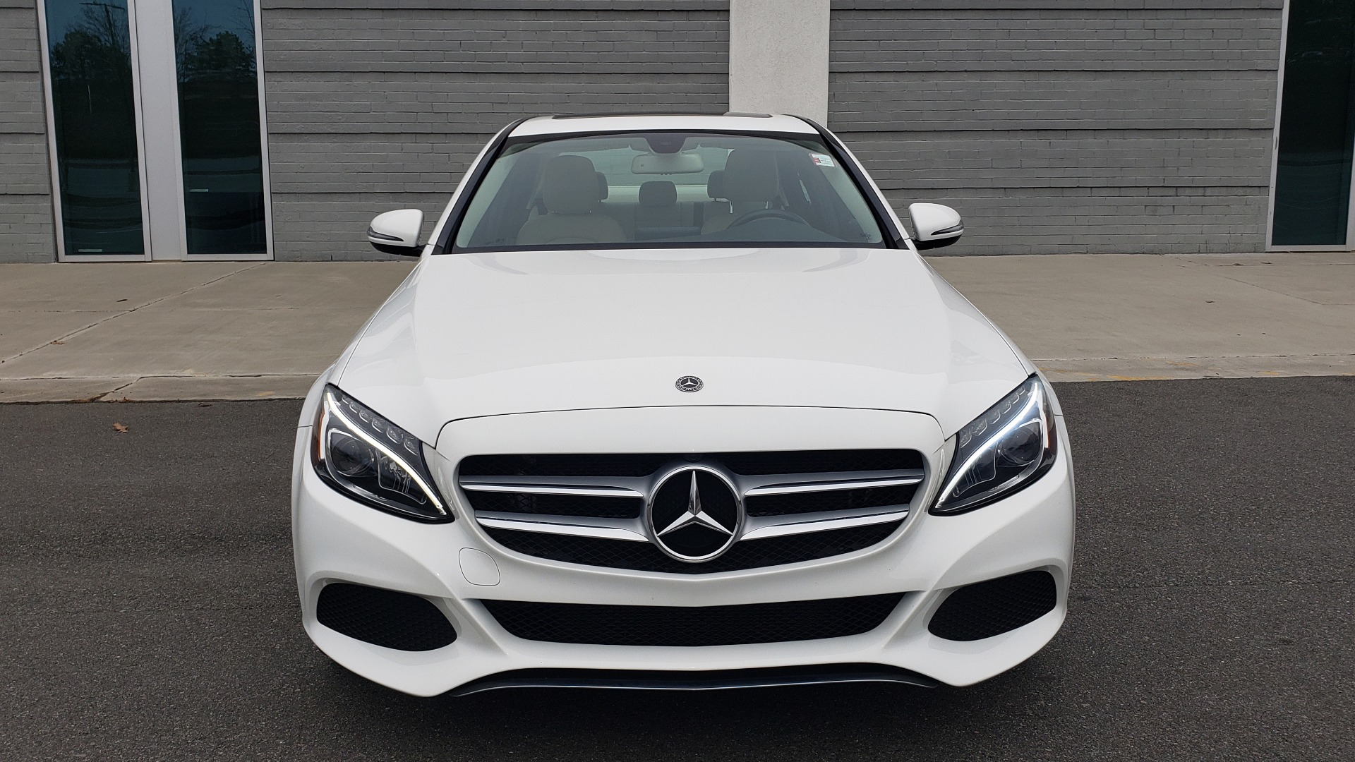 Used 2018 Mercedes-Benz C-CLASS C 300 PREMIUM / NAV / HTD STS / APPLE CARPLAY / REARVIEW for sale Sold at Formula Imports in Charlotte NC 28227 20