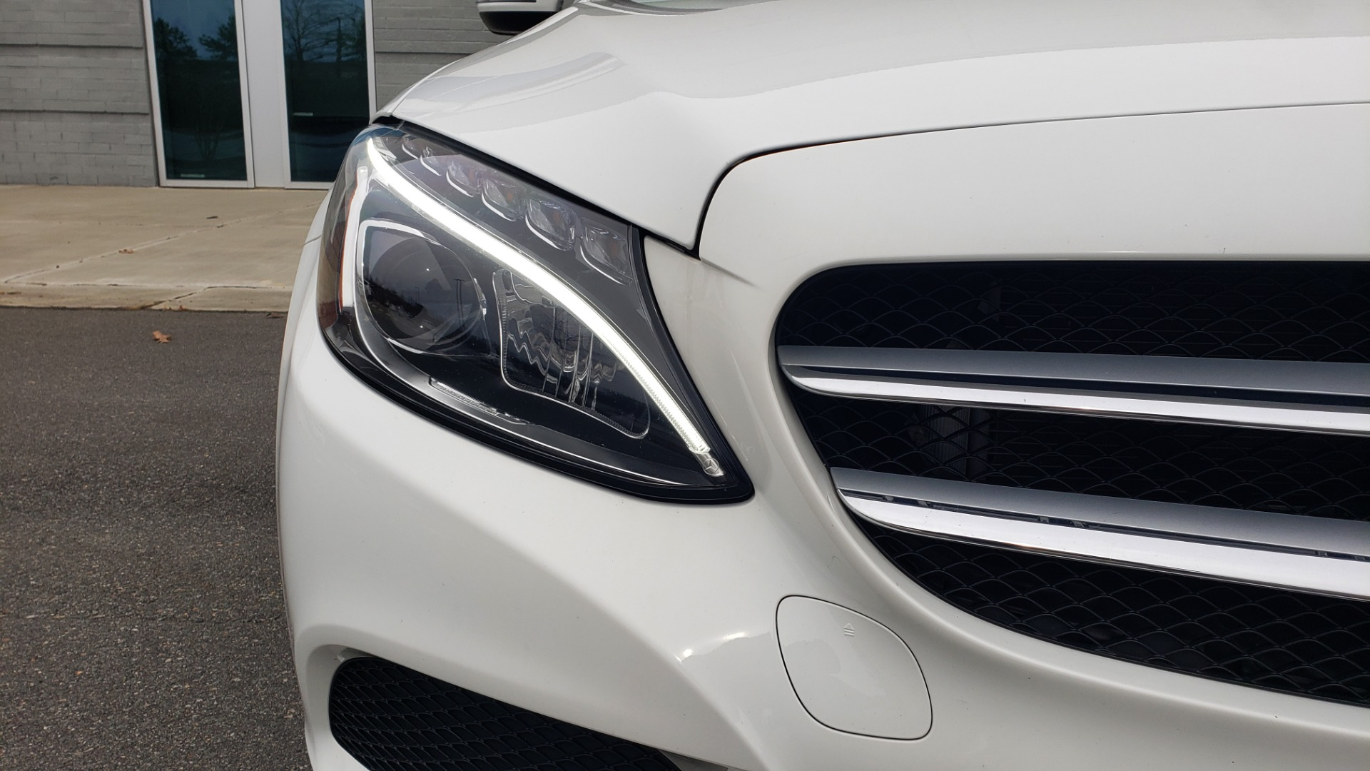 Used 2018 Mercedes-Benz C-CLASS C 300 PREMIUM / NAV / HTD STS / APPLE CARPLAY / REARVIEW for sale Sold at Formula Imports in Charlotte NC 28227 21