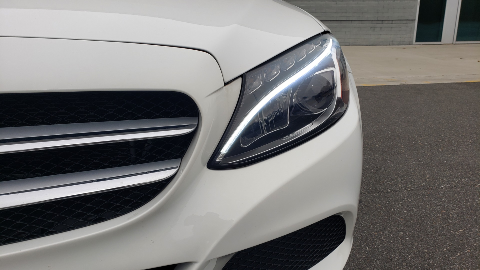 Used 2018 Mercedes-Benz C-CLASS C 300 PREMIUM / NAV / HTD STS / APPLE CARPLAY / REARVIEW for sale Sold at Formula Imports in Charlotte NC 28227 22