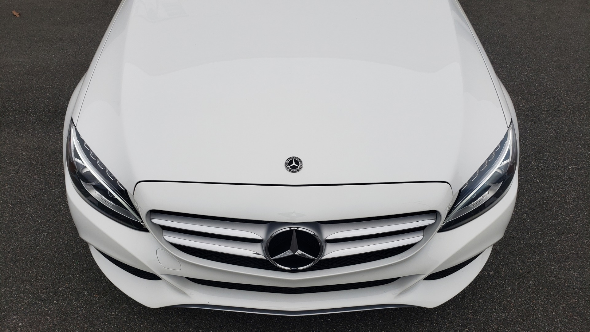 Used 2018 Mercedes-Benz C-CLASS C 300 PREMIUM / NAV / HTD STS / APPLY CARPLAY / REARVIEW for sale $26,695 at Formula Imports in Charlotte NC 28227 23