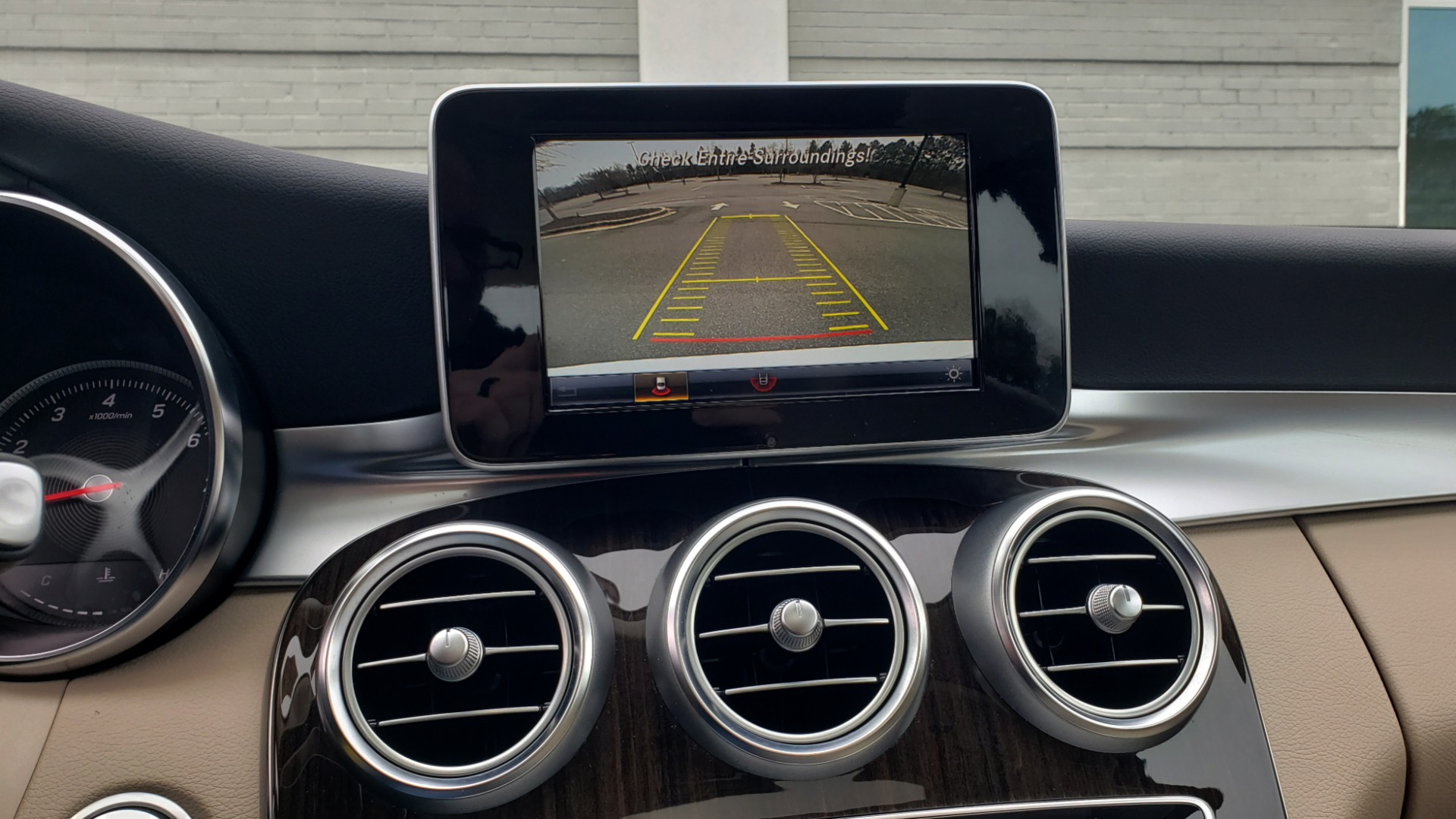 Used 2018 Mercedes-Benz C-CLASS C 300 PREMIUM / NAV / HTD STS / APPLY CARPLAY / REARVIEW for sale $26,695 at Formula Imports in Charlotte NC 28227 44