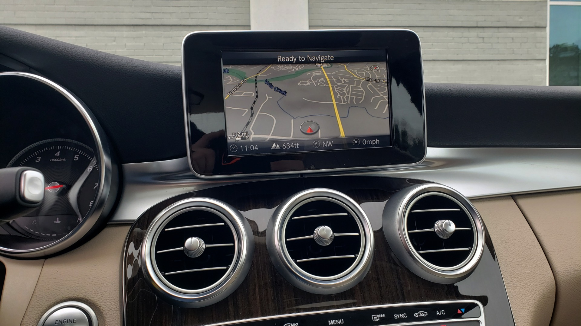 Used 2018 Mercedes-Benz C-CLASS C 300 PREMIUM / NAV / HTD STS / APPLY CARPLAY / REARVIEW for sale $26,695 at Formula Imports in Charlotte NC 28227 45