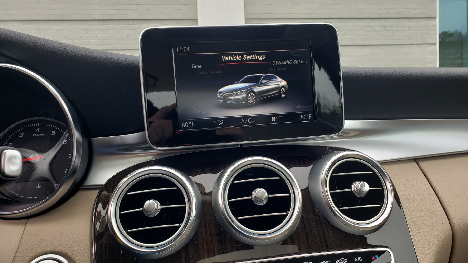 Used 2018 Mercedes-Benz C-CLASS C 300 PREMIUM / NAV / HTD STS / APPLY CARPLAY / REARVIEW for sale $26,695 at Formula Imports in Charlotte NC 28227 46