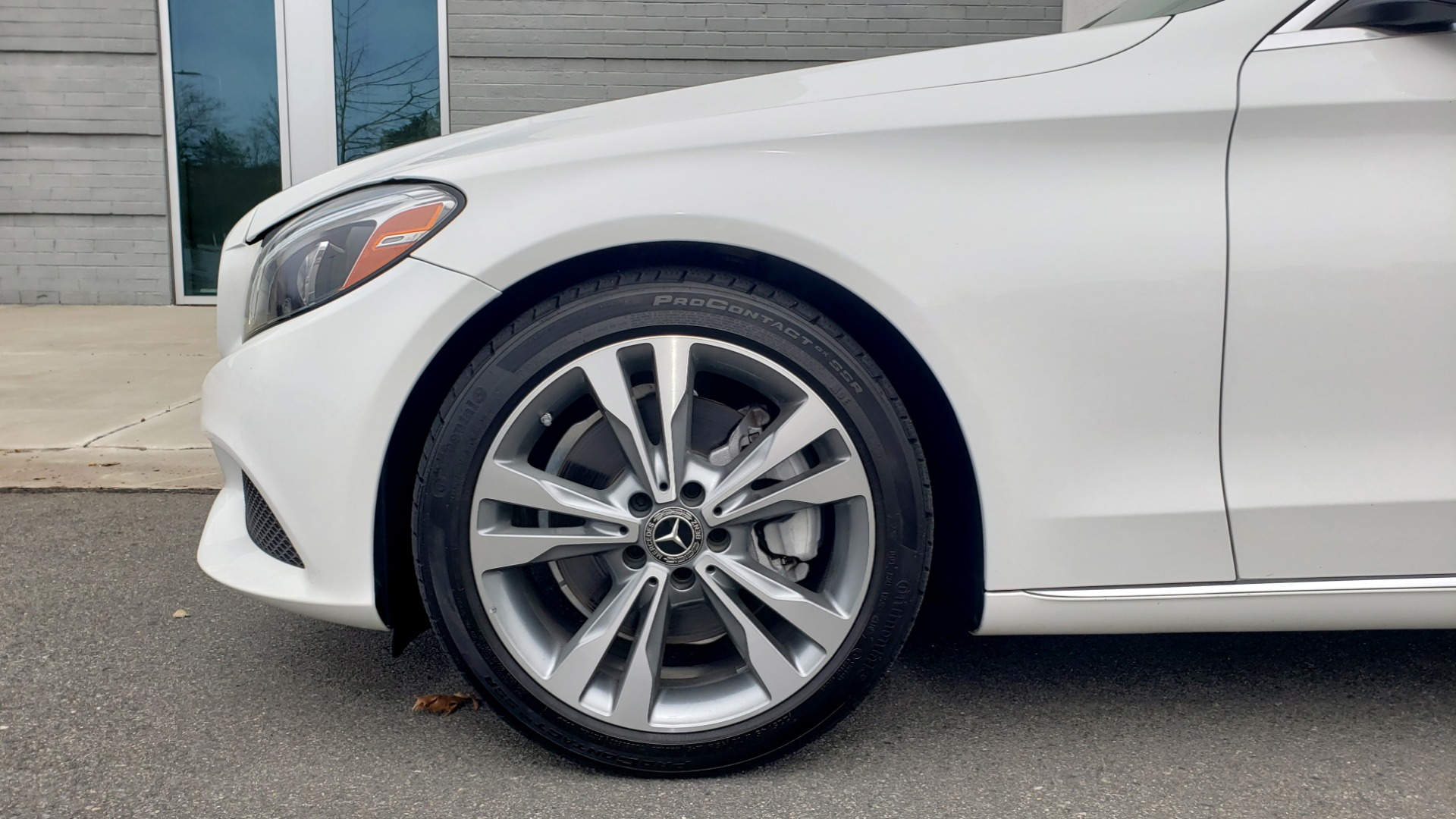 Used 2018 Mercedes-Benz C-CLASS C 300 PREMIUM / NAV / HTD STS / APPLY CARPLAY / REARVIEW for sale $26,695 at Formula Imports in Charlotte NC 28227 81