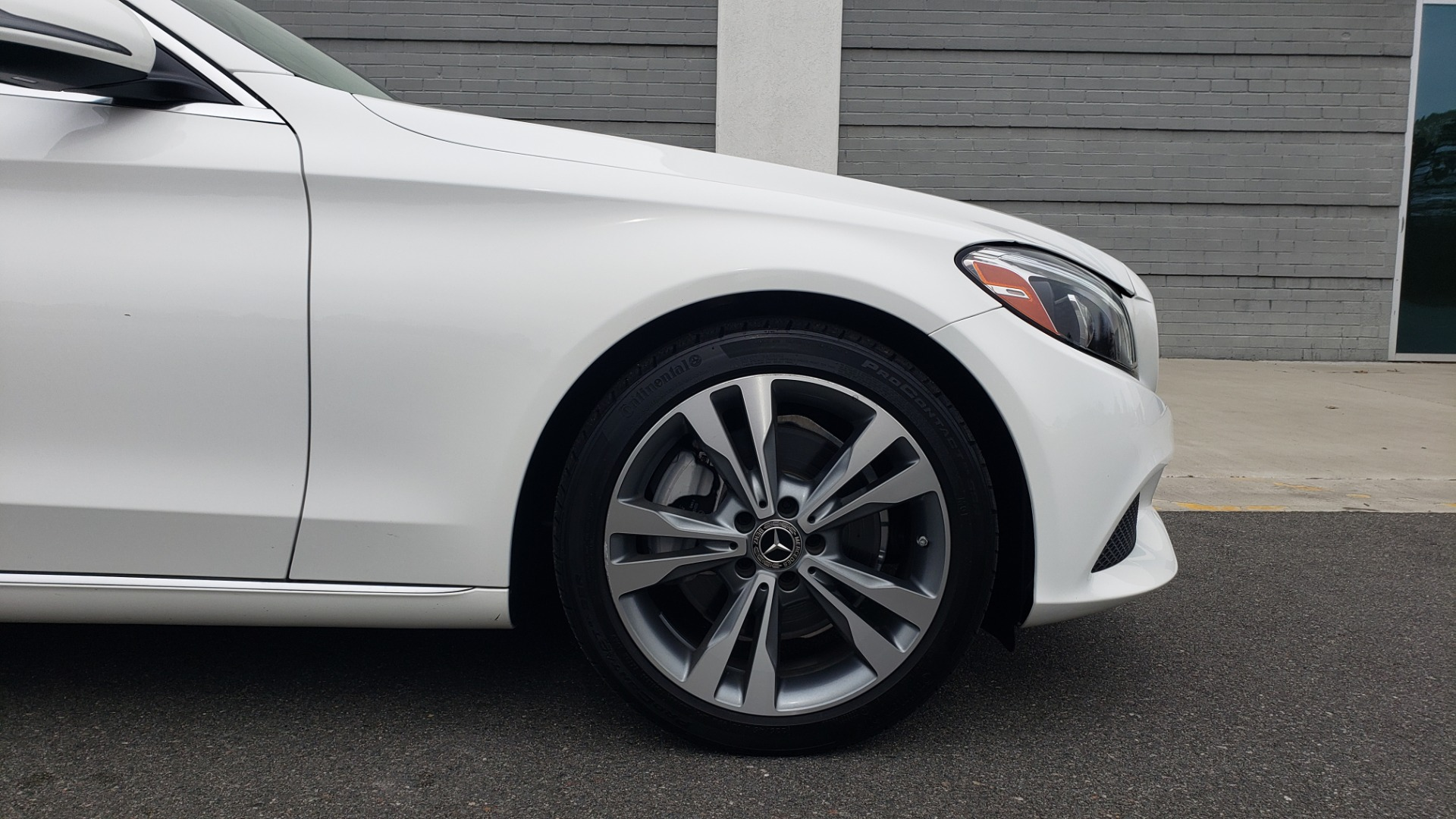 Used 2018 Mercedes-Benz C-CLASS C 300 PREMIUM / NAV / HTD STS / APPLE CARPLAY / REARVIEW for sale Sold at Formula Imports in Charlotte NC 28227 84