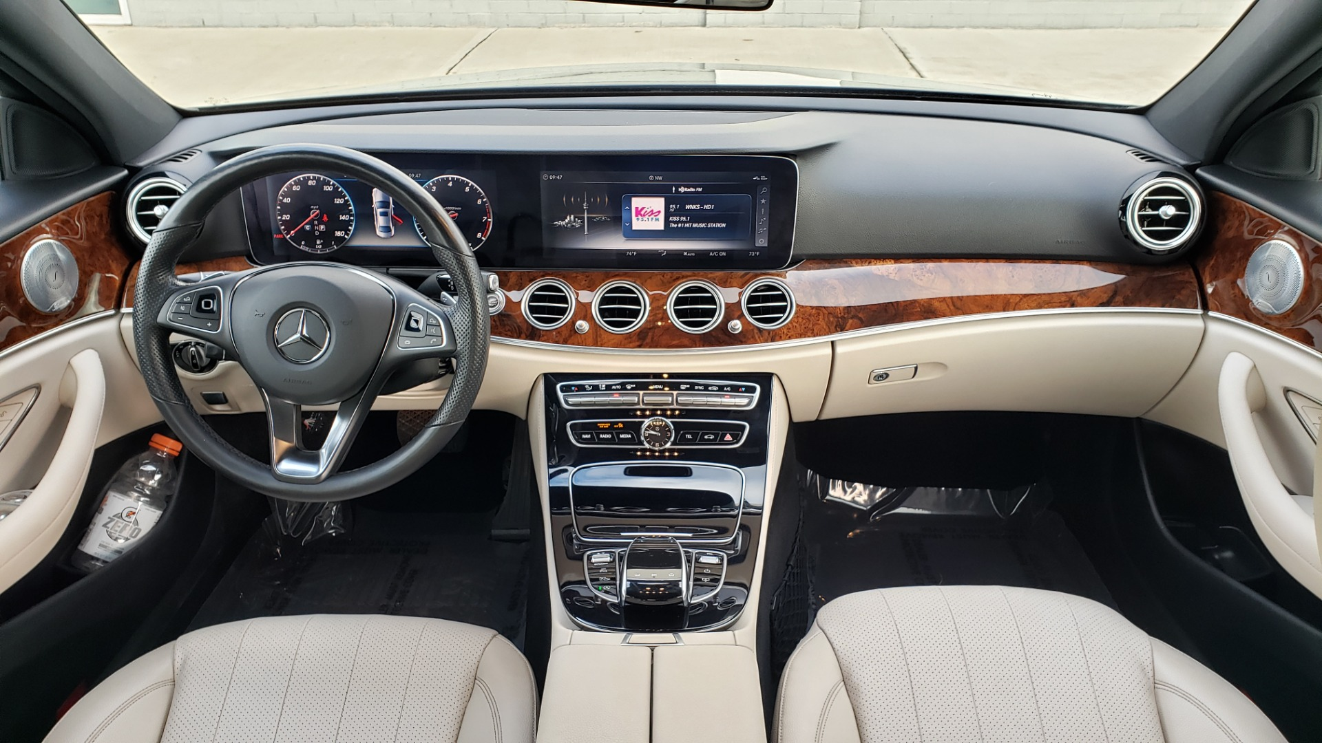 Used 2018 Mercedes-Benz E-CLASS E 300 PREM PKG 2 / NAV / PANO-ROOF / WARMTH & COMFORT PKG for sale $35,295 at Formula Imports in Charlotte NC 28227 76