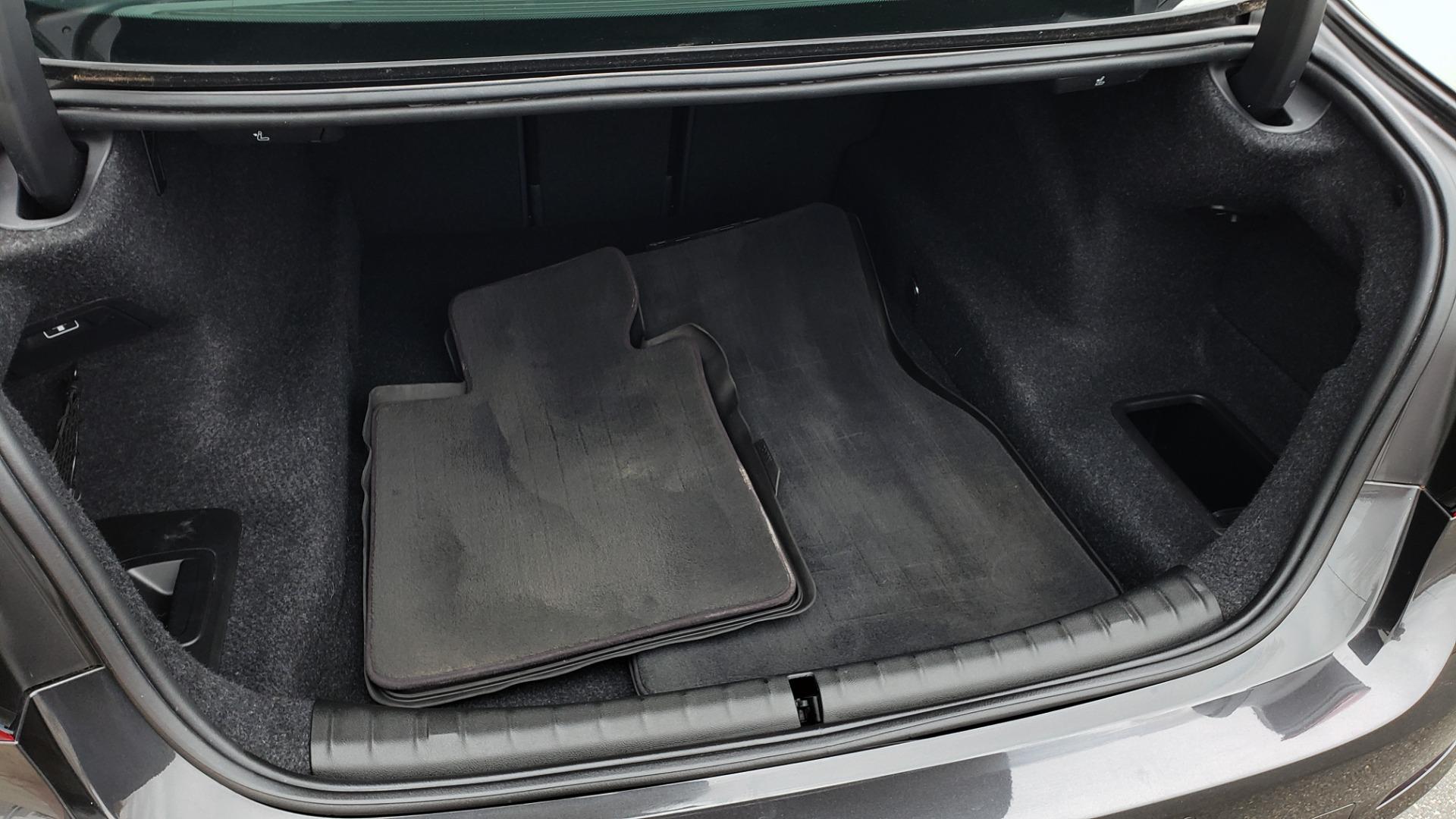 Used 2017 BMW 5 SERIES 530IXDRIVE / PREM PKG / DRVR ASST PLUS / CLD WTHR / APPLE CARPLAY for sale Sold at Formula Imports in Charlotte NC 28227 13