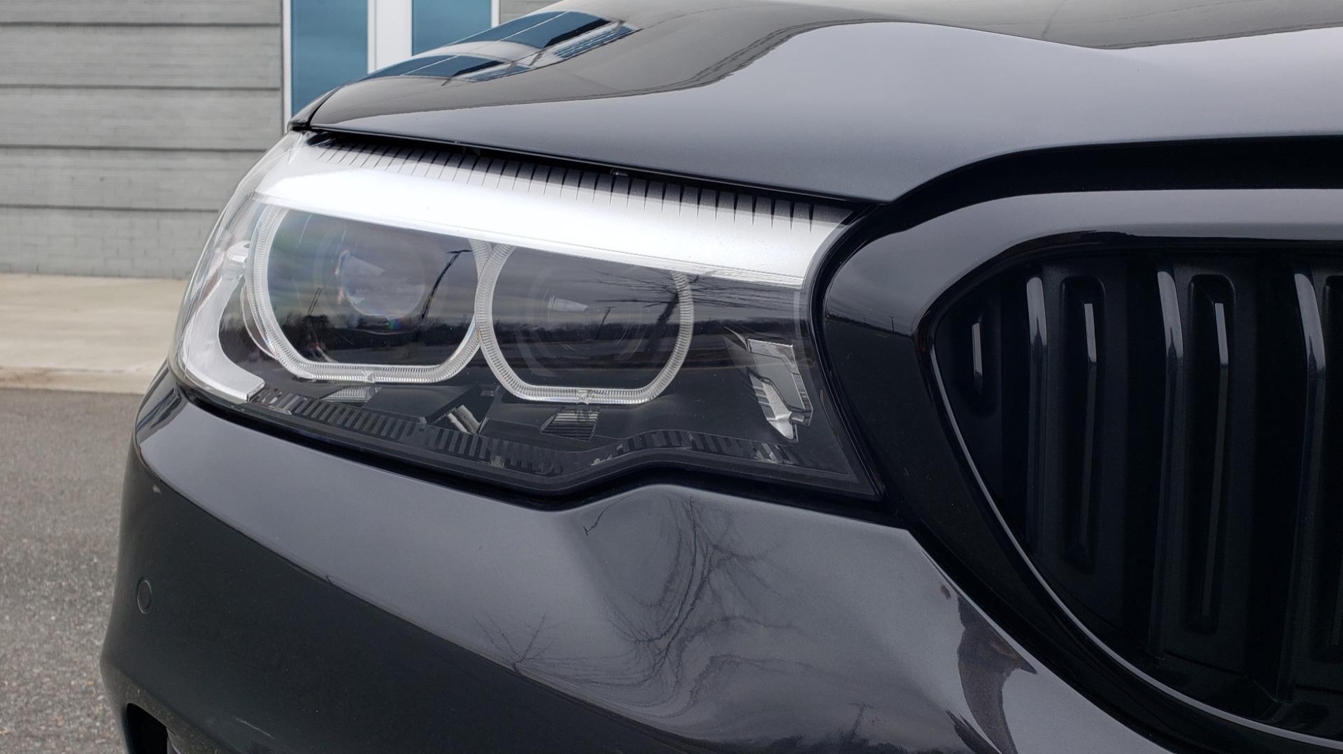 Used 2017 BMW 5 SERIES 530IXDRIVE / PREM PKG / DRVR ASST PLUS / CLD WTHR / APPLE CARPLAY for sale Sold at Formula Imports in Charlotte NC 28227 20