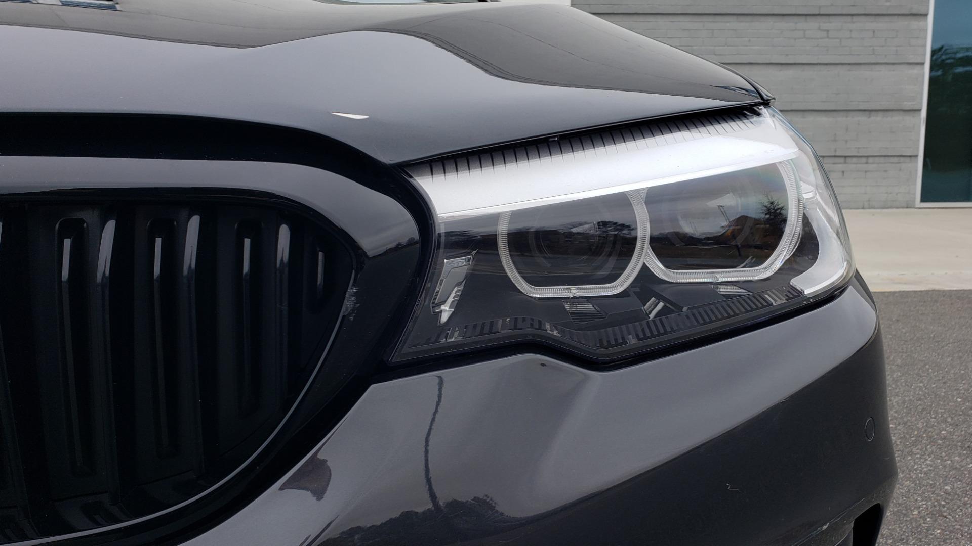 Used 2017 BMW 5 SERIES 530IXDRIVE / PREM PKG / DRVR ASST PLUS / CLD WTHR / APPLE CARPLAY for sale Sold at Formula Imports in Charlotte NC 28227 21