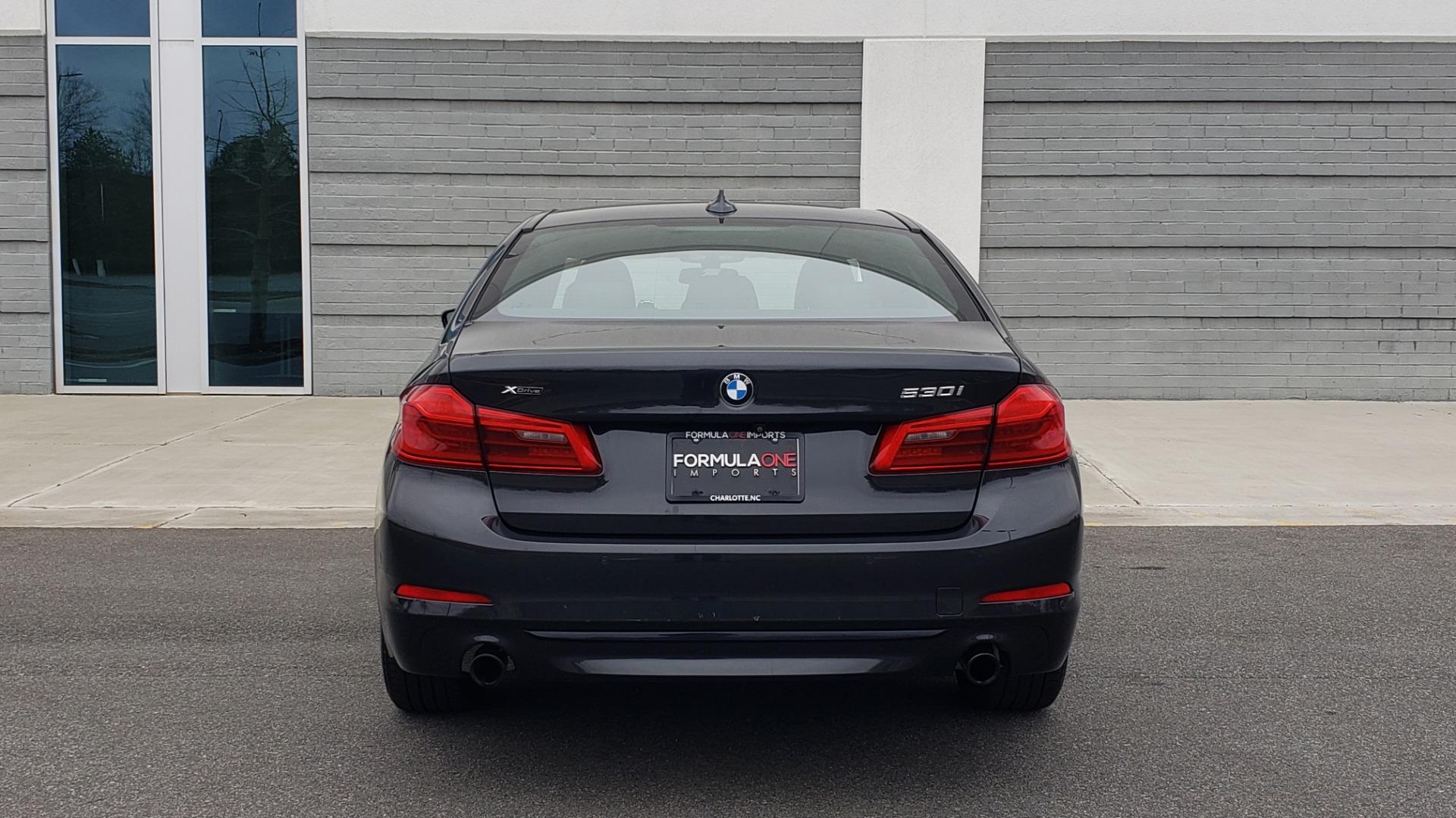 Used 2017 BMW 5 SERIES 530IXDRIVE / PREM PKG / DRVR ASST PLUS / CLD WTHR / APPLE CARPLAY for sale Sold at Formula Imports in Charlotte NC 28227 25