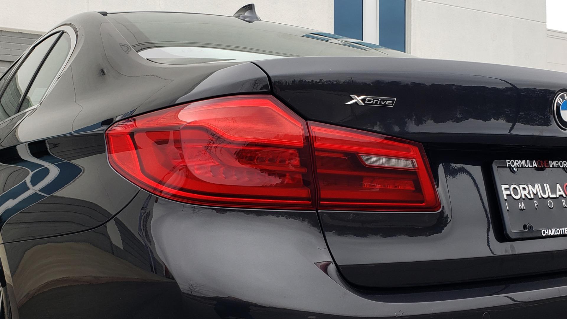 Used 2017 BMW 5 SERIES 530IXDRIVE / PREM PKG / DRVR ASST PLUS / CLD WTHR / APPLE CARPLAY for sale Sold at Formula Imports in Charlotte NC 28227 26